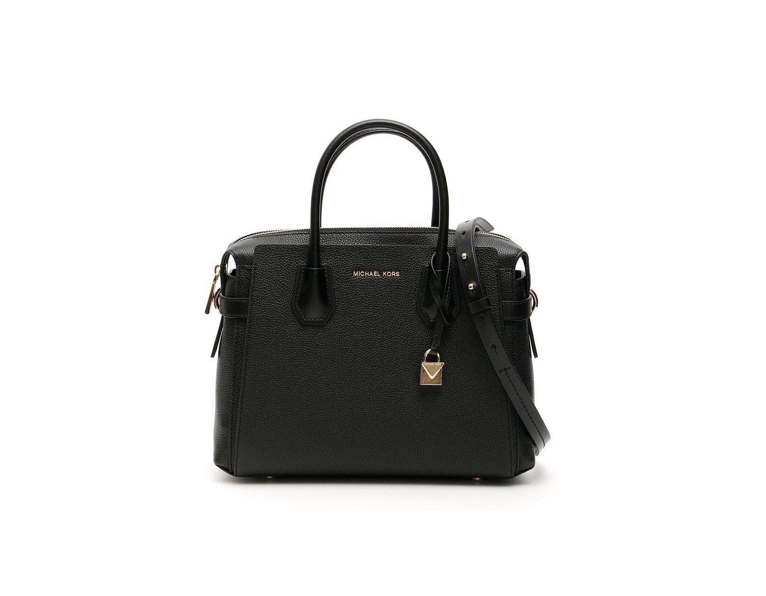 Women S Black Mercer Bowling Bag