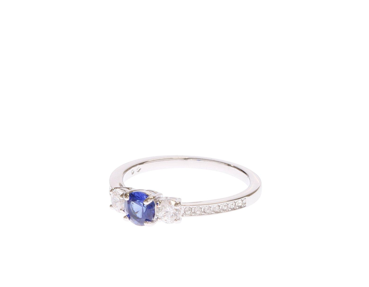 12eefc24d Swarovski Attract Trilogy Ring - Save 41% - Lyst