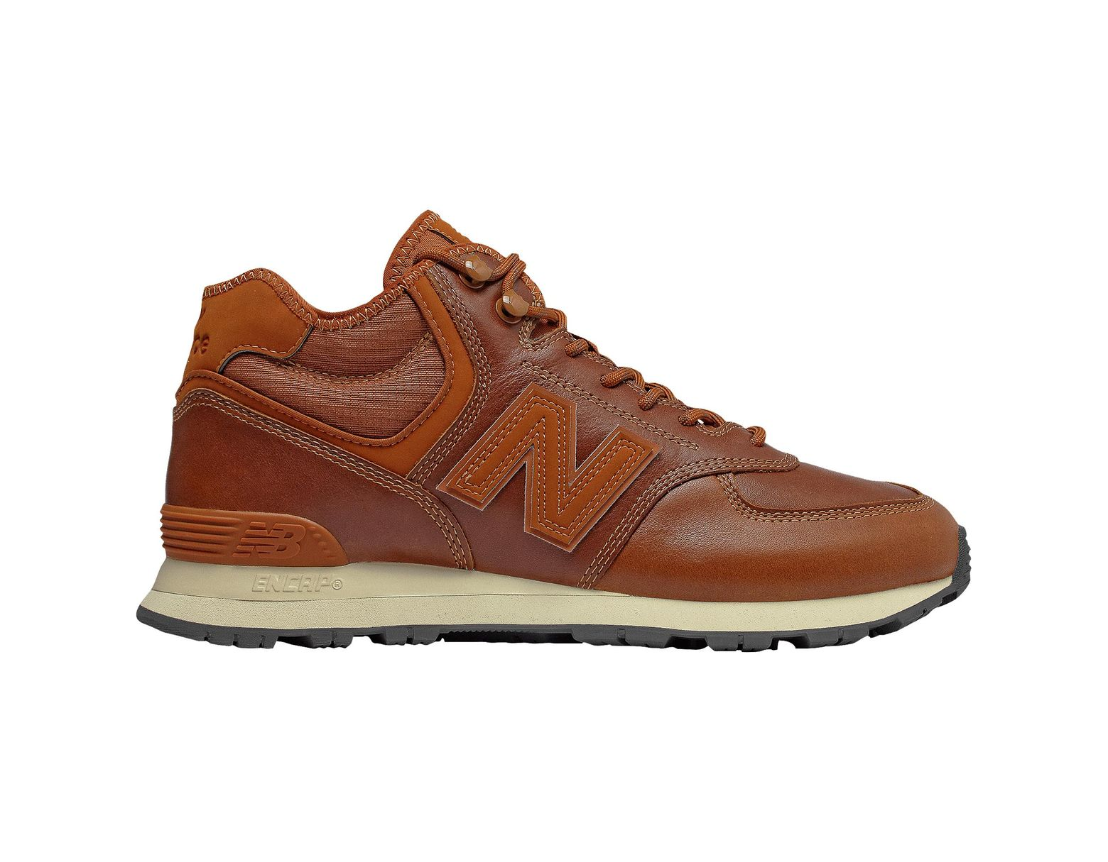 Cut Brown Save Balance 17Lyst In Men For New 574 Mid hrCxstQBd
