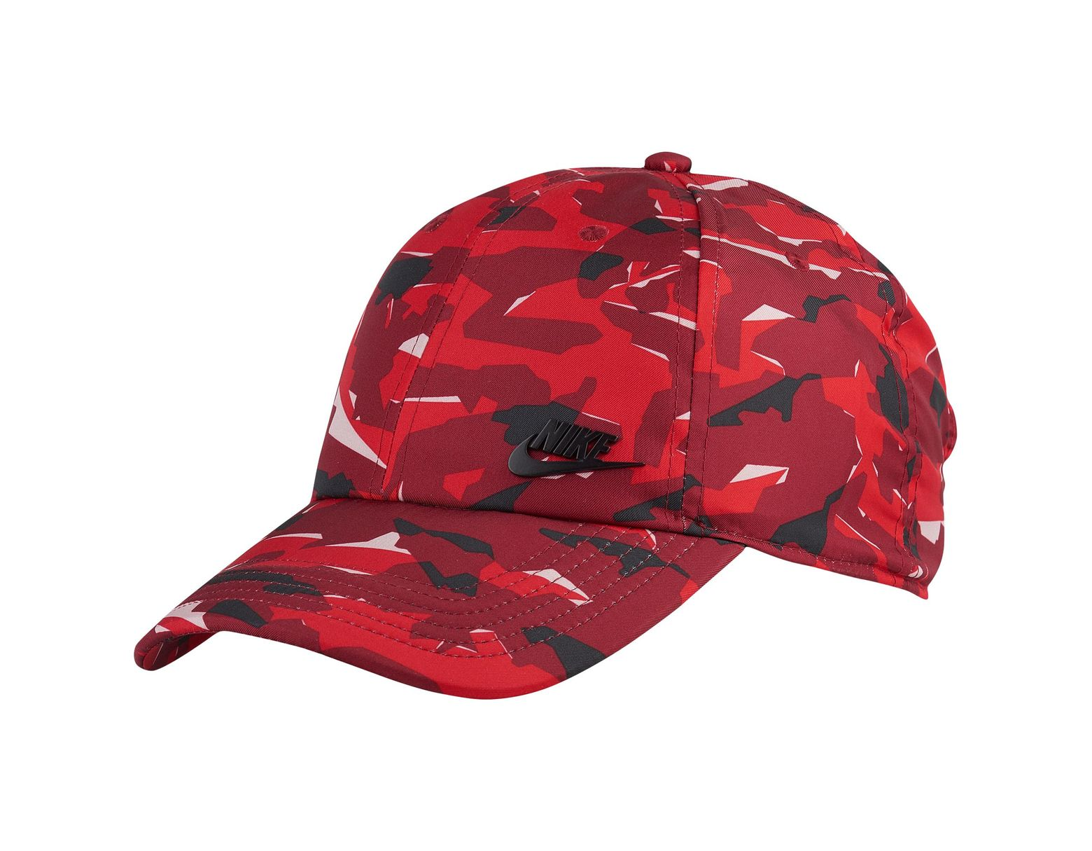 e612b5044 Men's Red H86 Metal Futura Cap