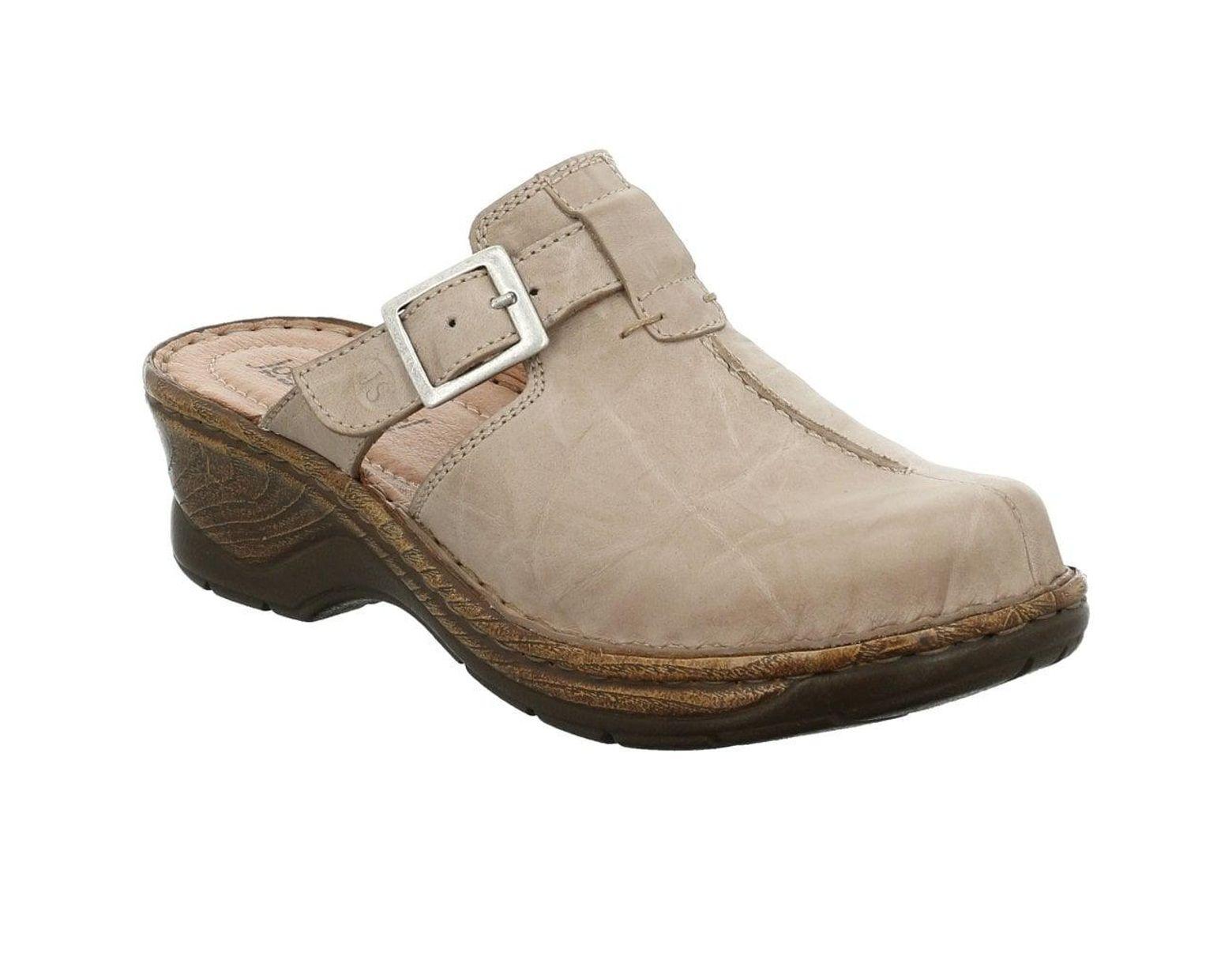 9646469dbf5db Josef Seibel Catalonia 40 Womens Clog Sandals - Lyst