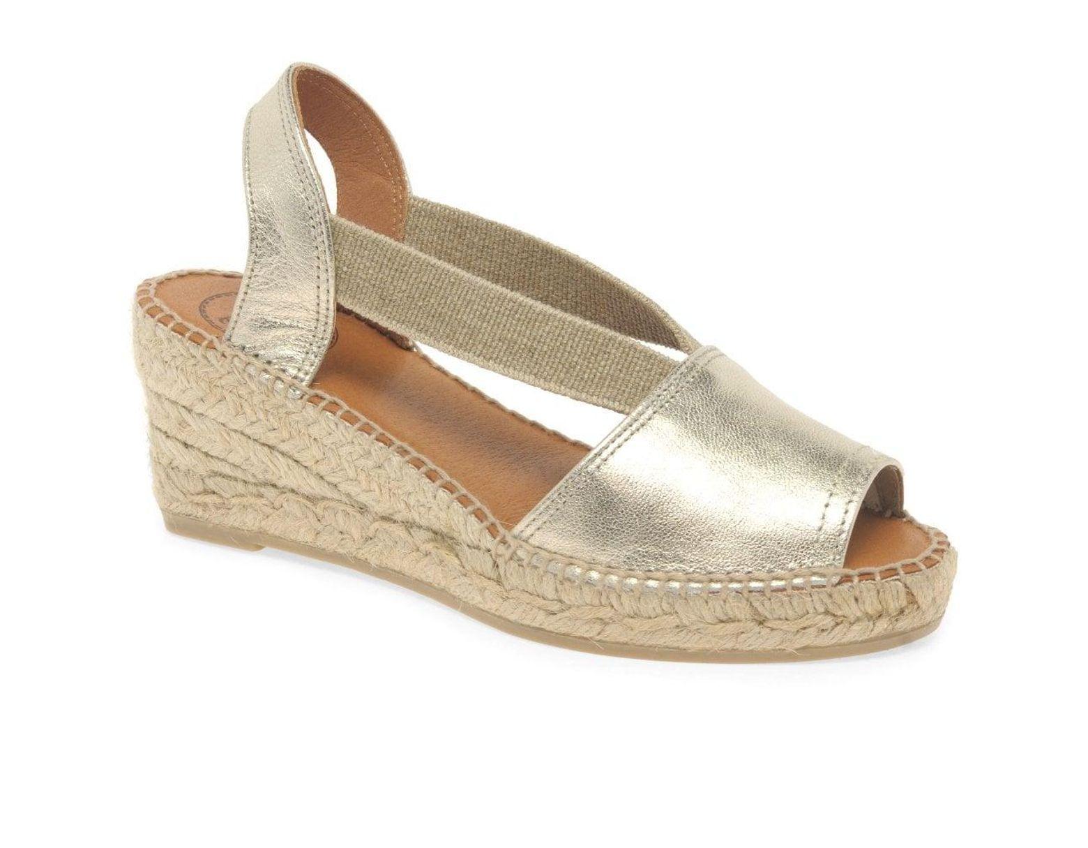 a2431618f9c Teide P Womens Wedge Heel Espadrilles