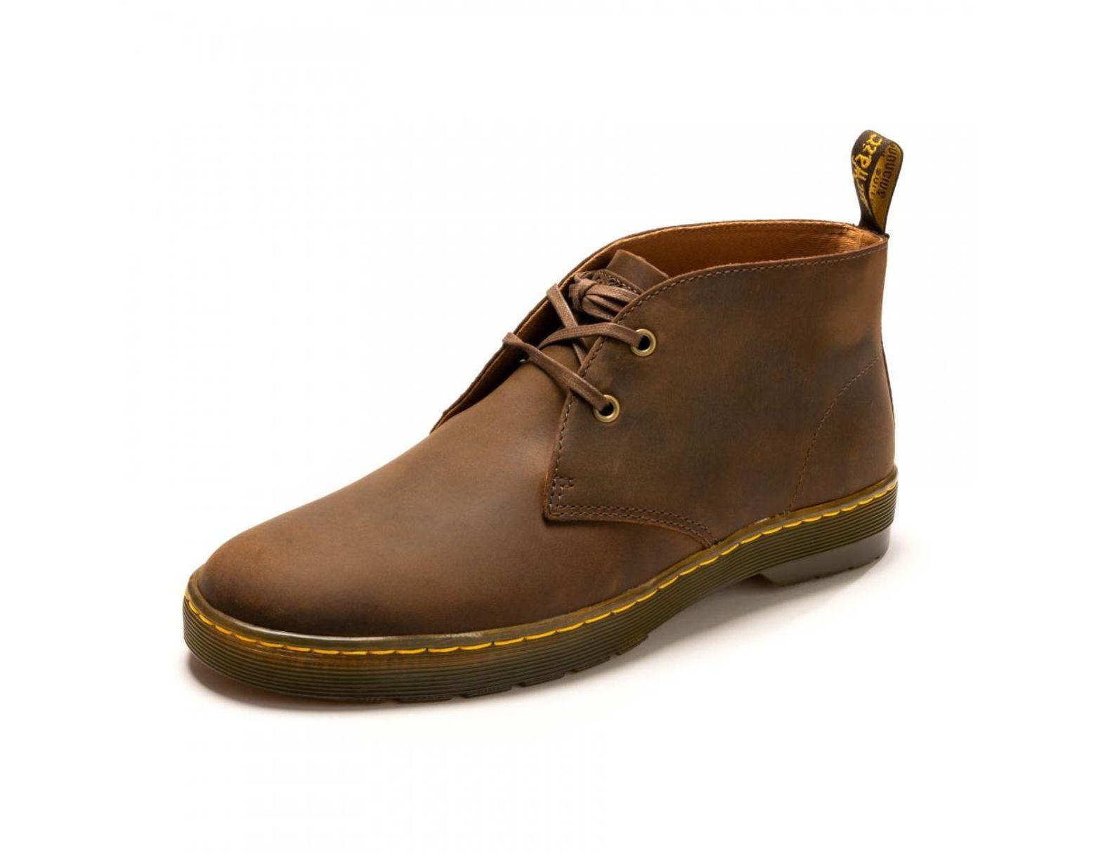 66f90784a9b Cabrillo 2 Eye Mens Desert Boot