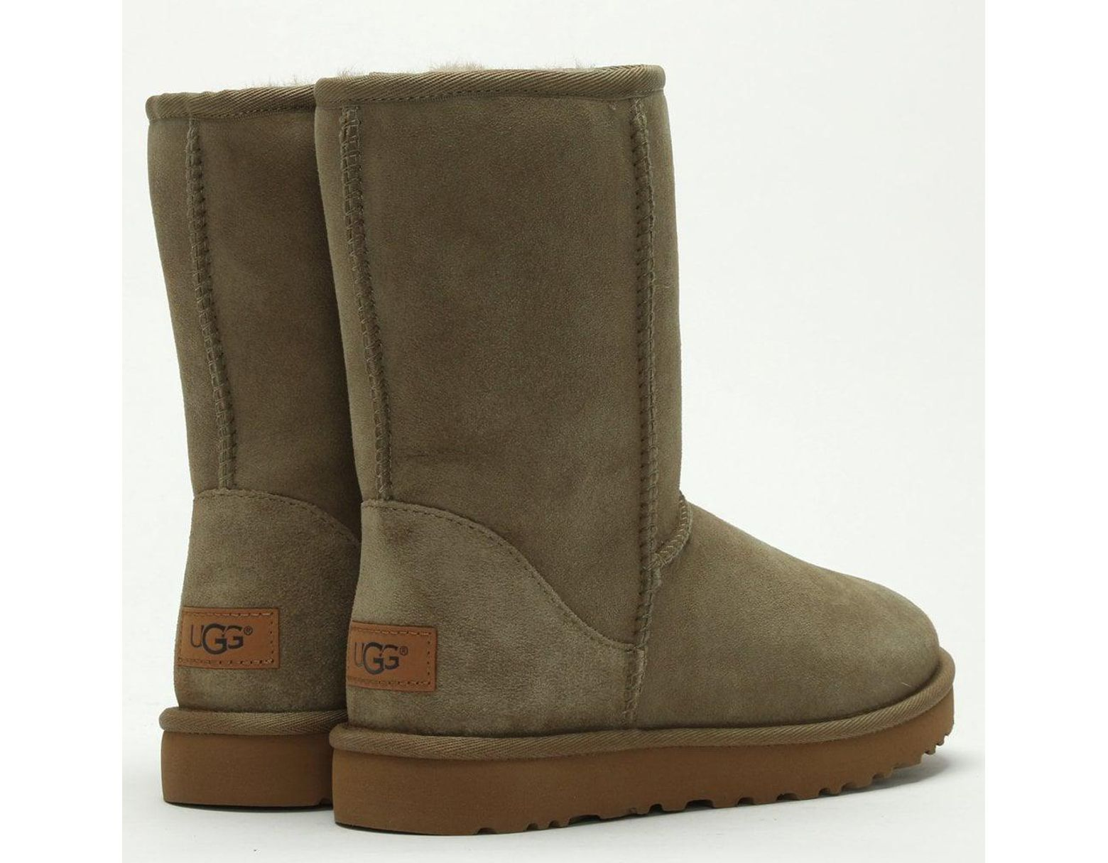 92e64ca661a Women's Green Classic Short Ii Antilope Twinface Boots