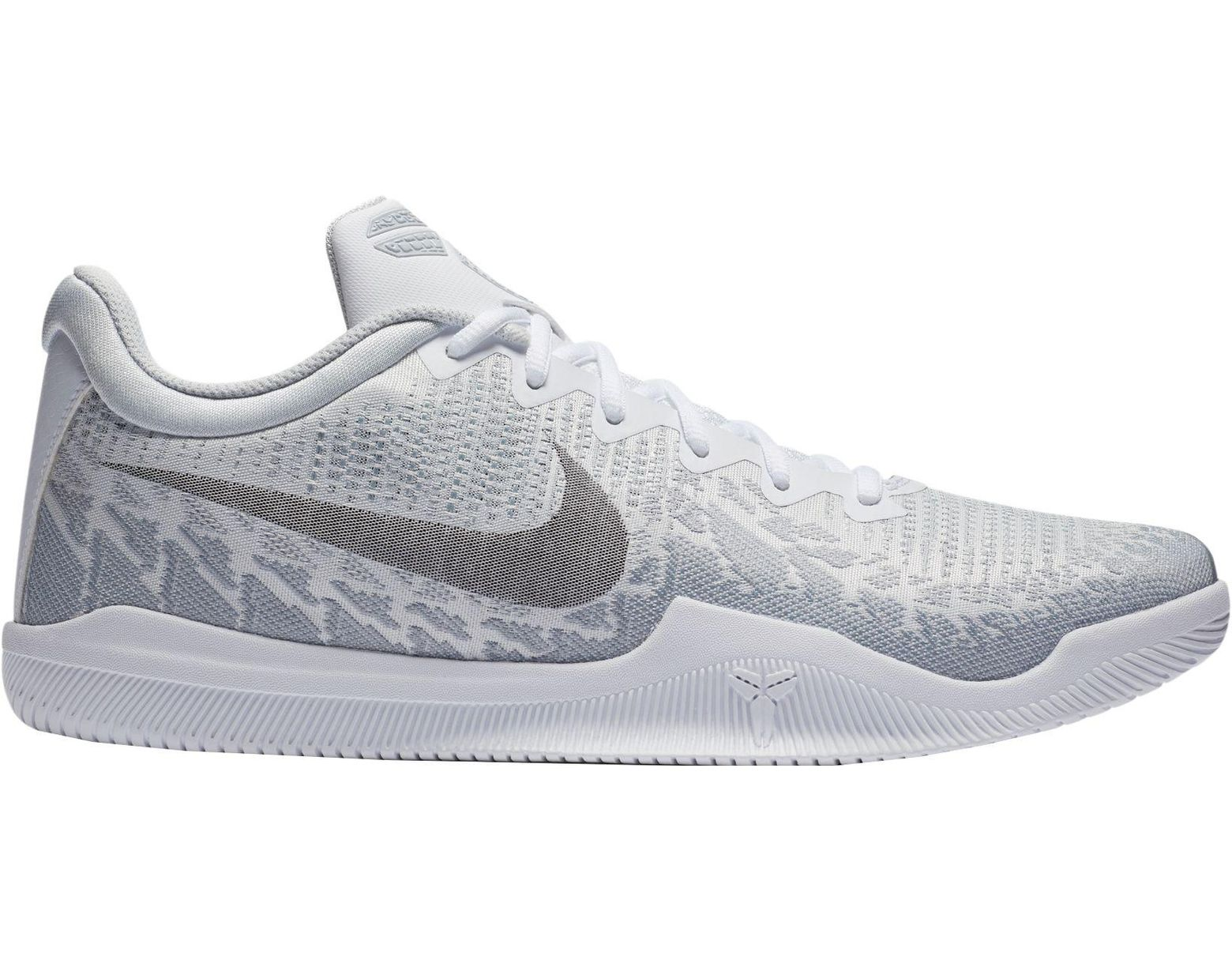 cheap for discount 9479d 62e0f Nike Kobe Mamba Rage Basketball Shoes in White for Men - Lyst