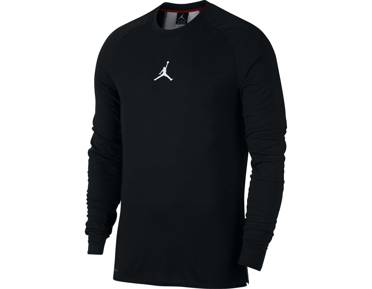 2ab079a324b5 Lyst - Nike Dry 23 Alpha Long Sleeve Shirt in Black for Men