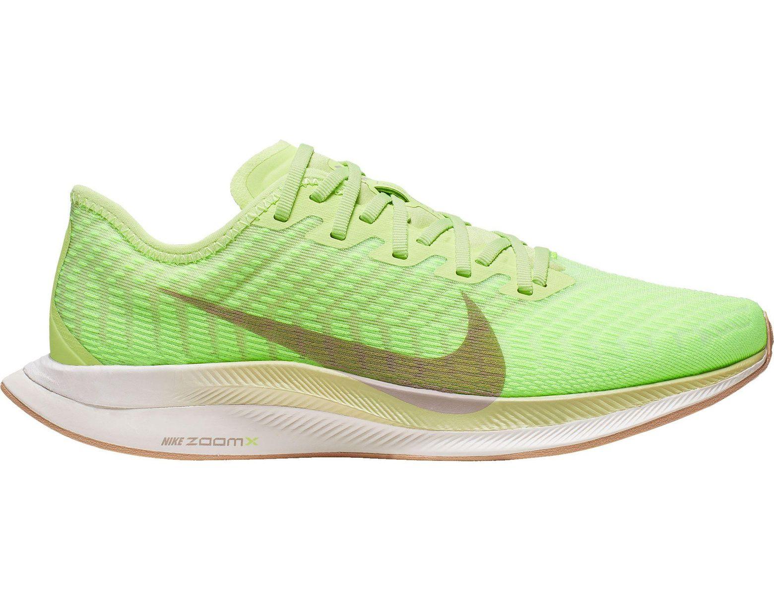 00d25518a Nike Zoom Pegasus Turbo 2 Running Shoe in Green - Lyst