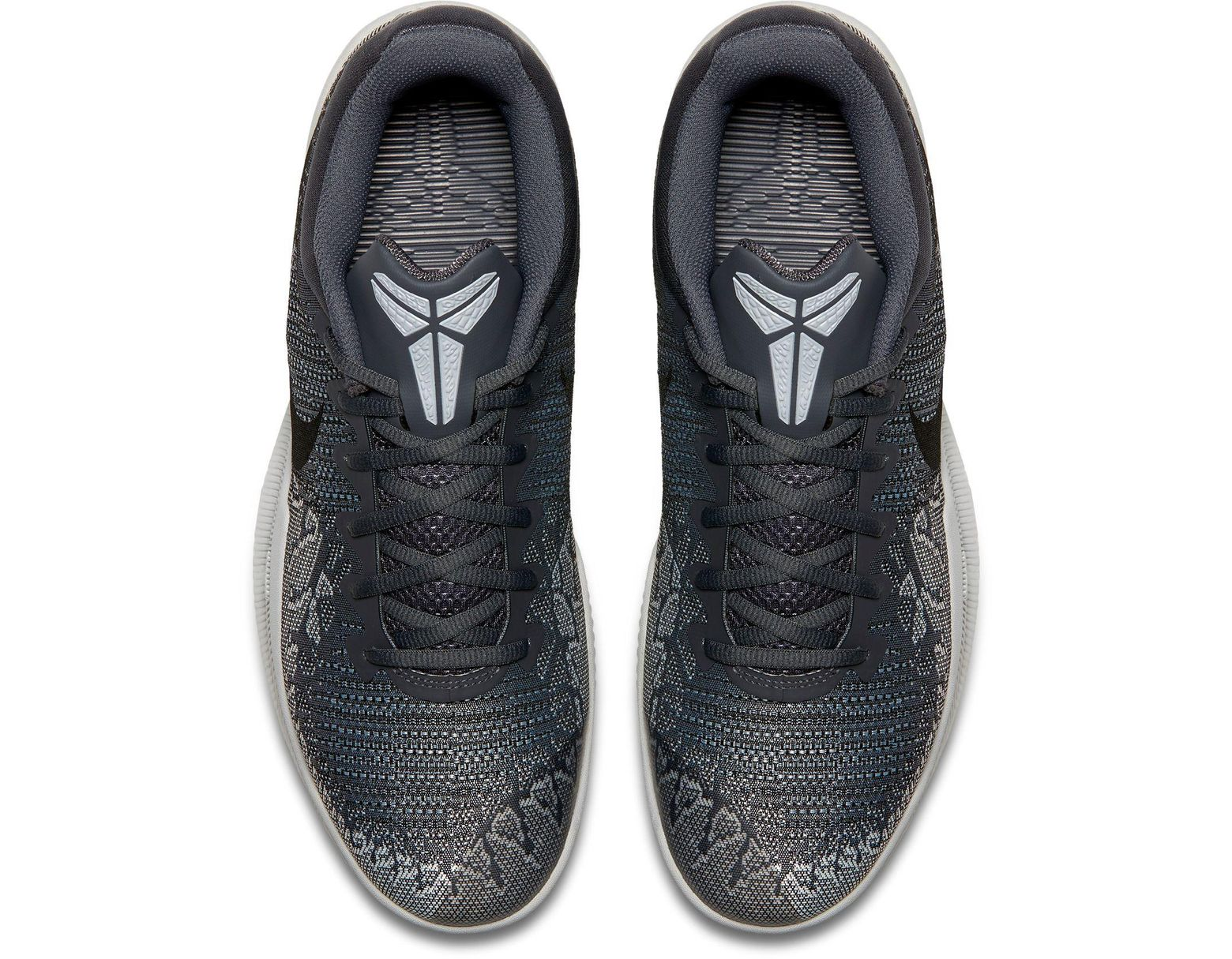 reputable site ded1a 8c273 Nike Kobe Mamba Rage Basketball Shoes in Gray for Men - Lyst