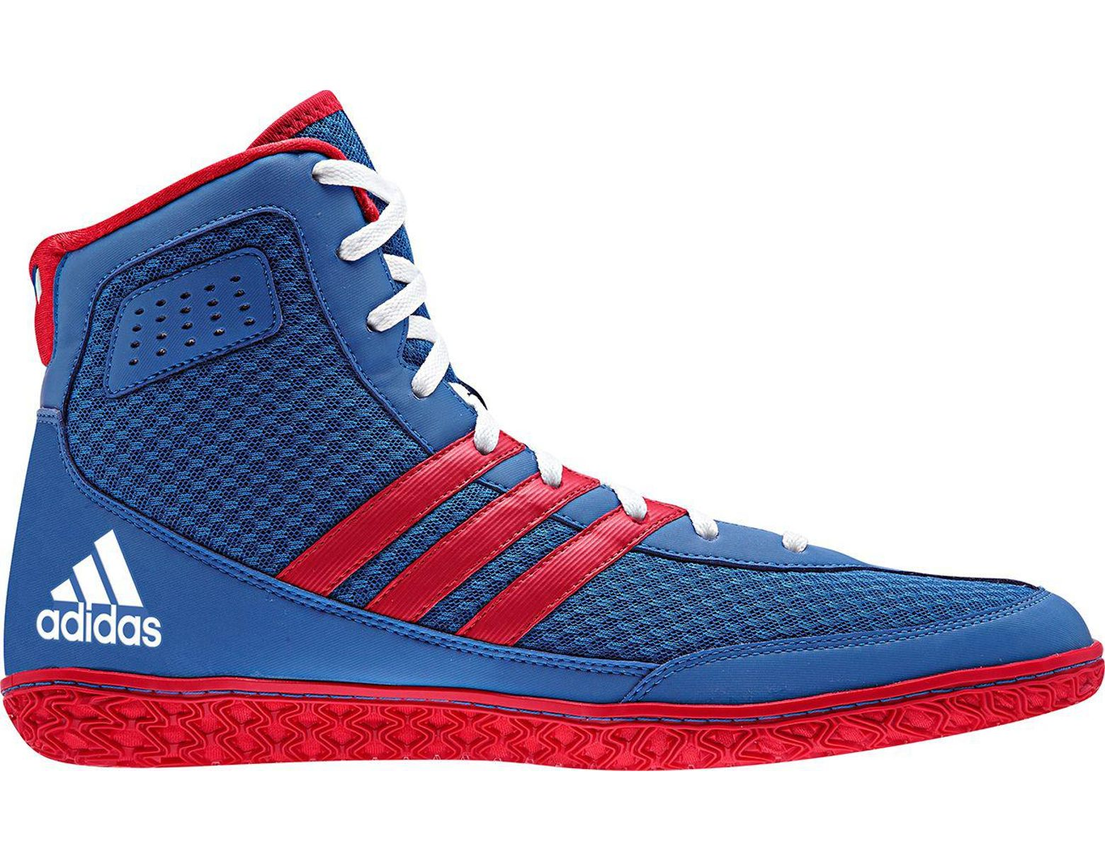 best cheap 16f29 aac01 adidas Mat Wizard Dt Wrestling Shoes for Men - Lyst