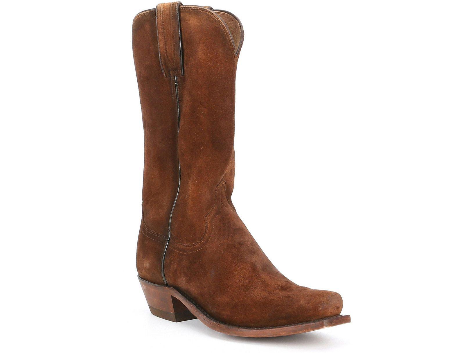 d89104502a6 Brown Men's Livingston Suede Boot