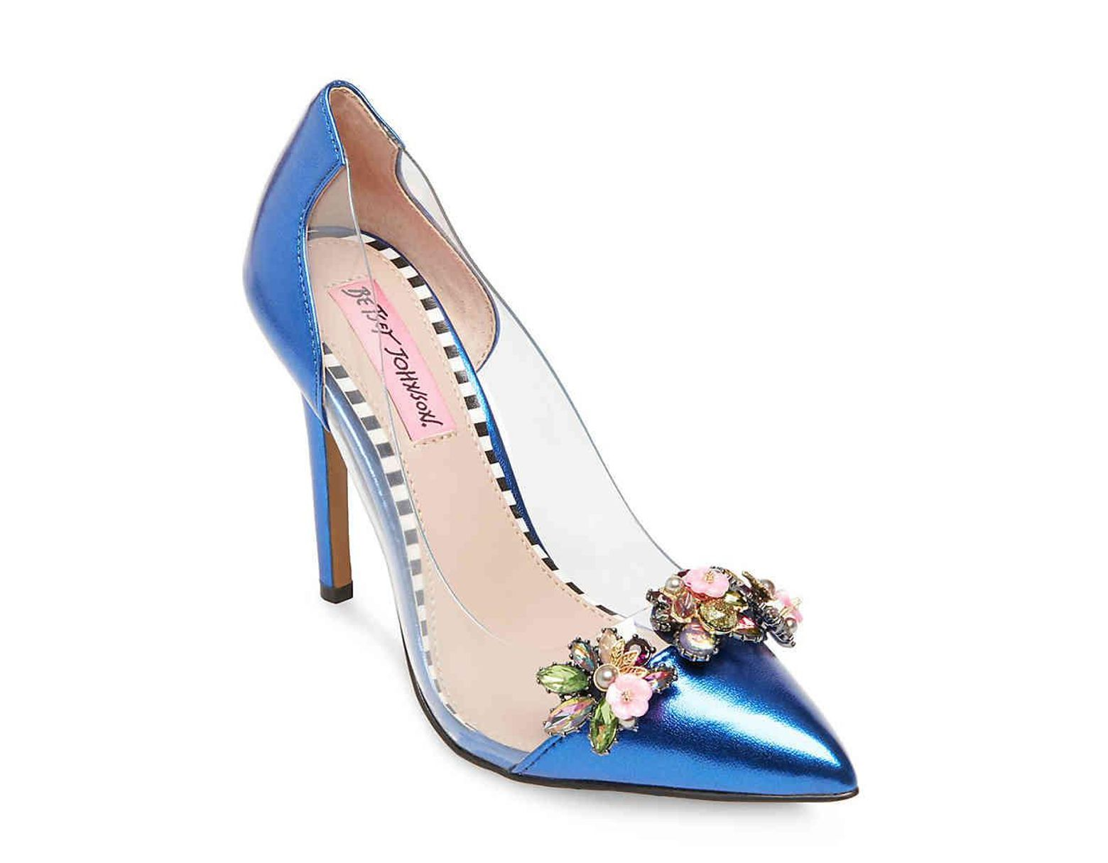 bb53891e445 Women's Blue Jane Pump