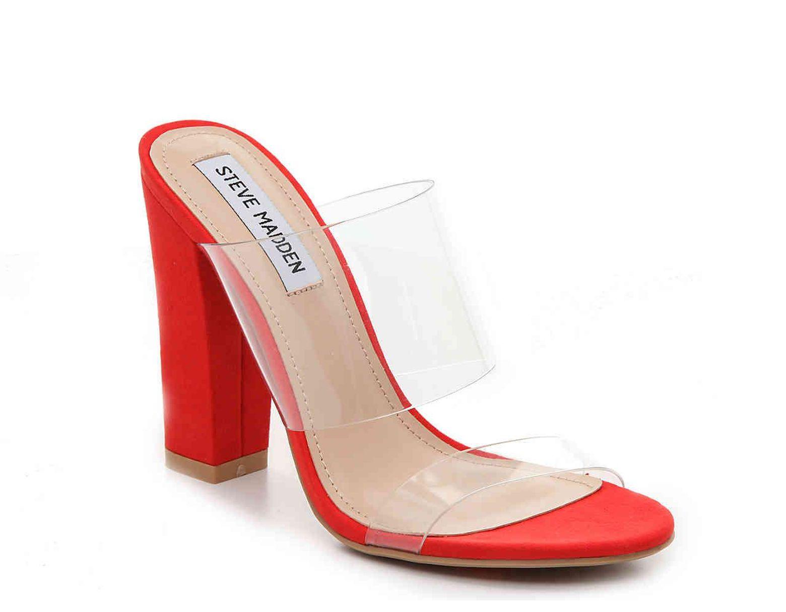 11912ac4722 Women's Red Jubilee Sandal