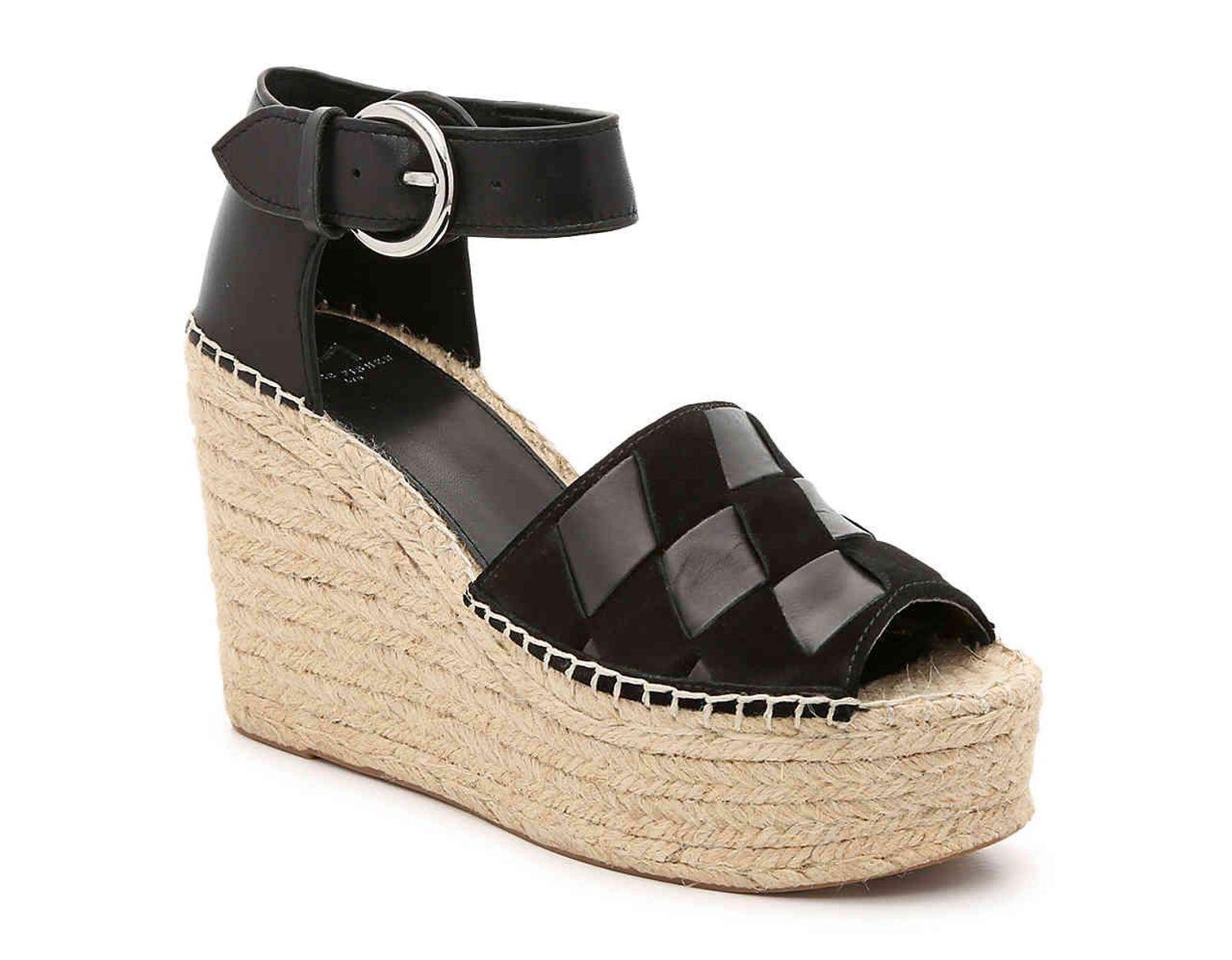 087916c4799 Women's Black Adalla Espadrille Wedge Sandal