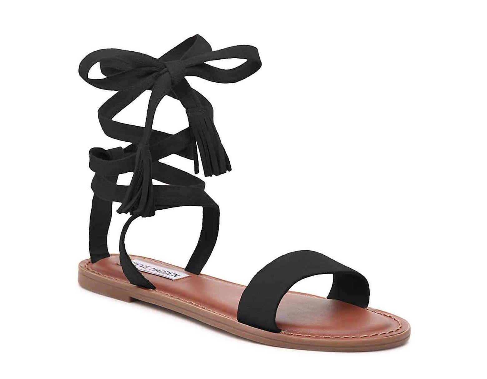 d9556064e92 Women's Black Kario Sandal