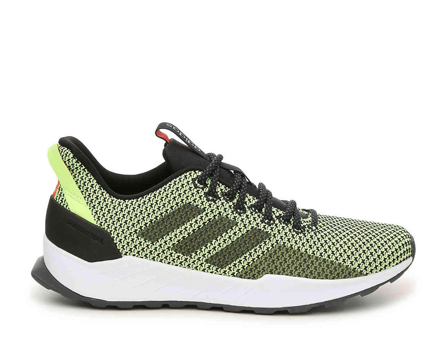 55aeb54ed84 Men's Green Questar Trail Running Shoe