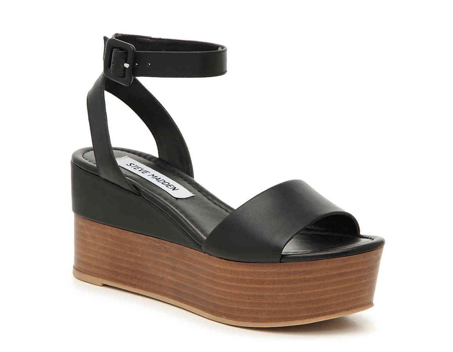 966dadc97d9 Women's Black Zilya Wedge Sandal