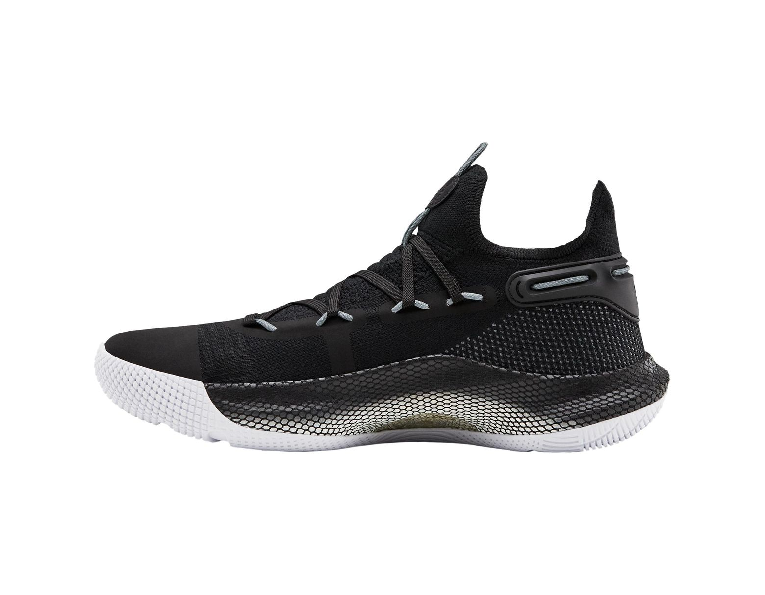 the latest 59f74 7b7e1 Men's Black Curry 6 Basketball Shoes