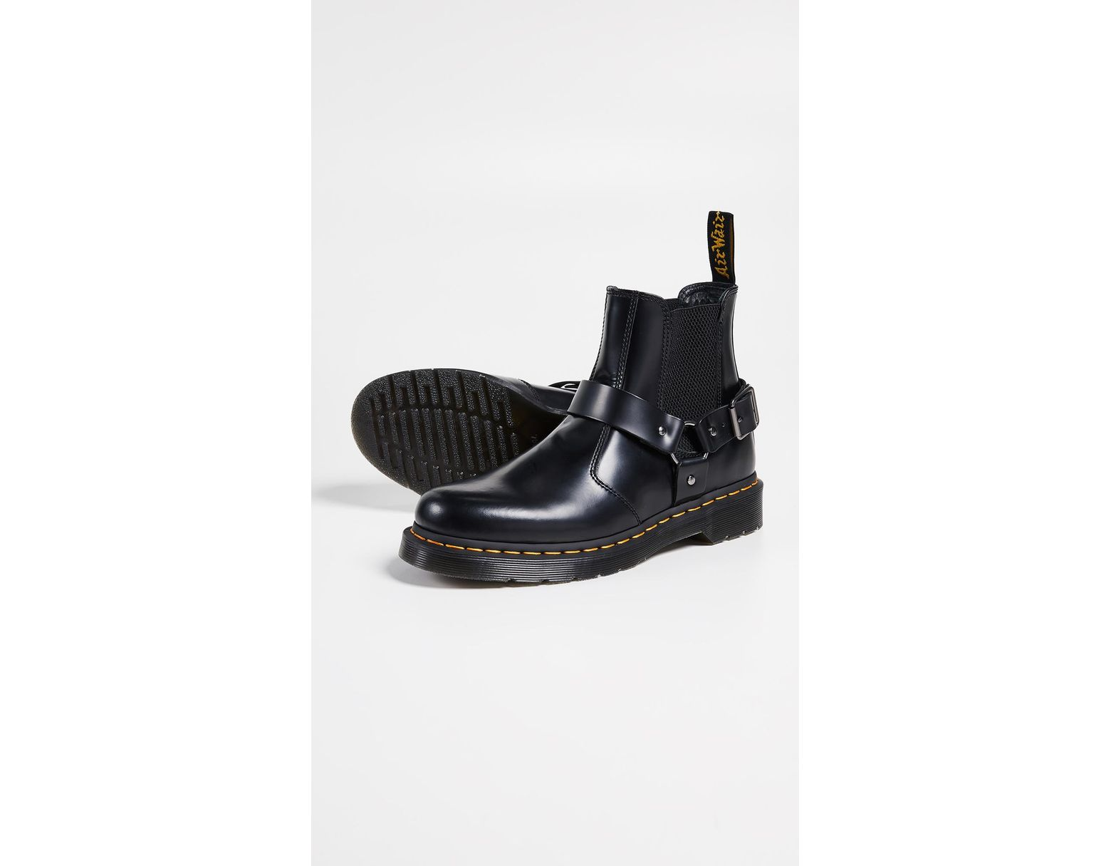 a8e435fdd3e Men's Black Wincox Chelsea Boots
