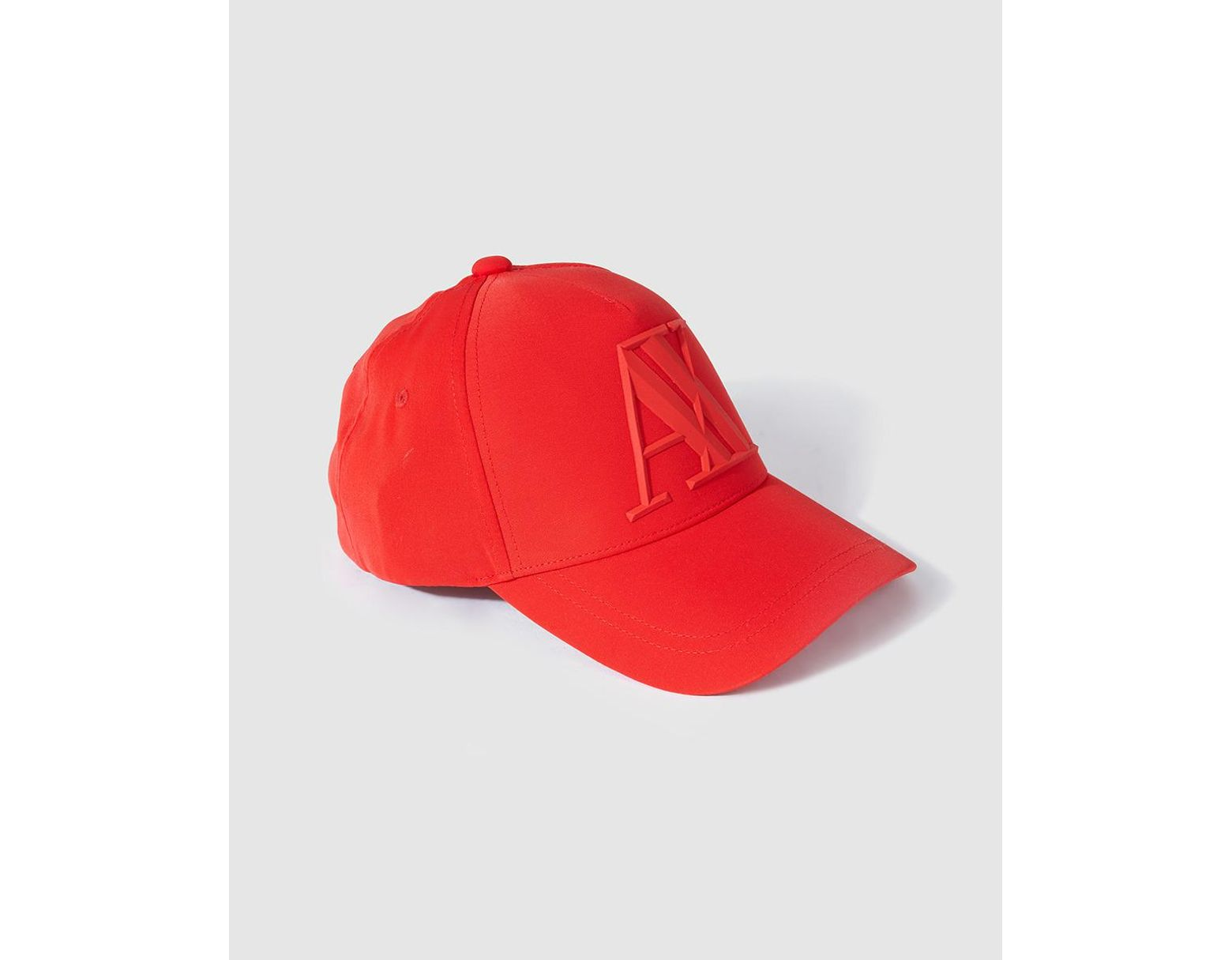 1688f25bb Mens Red Cap With Logo