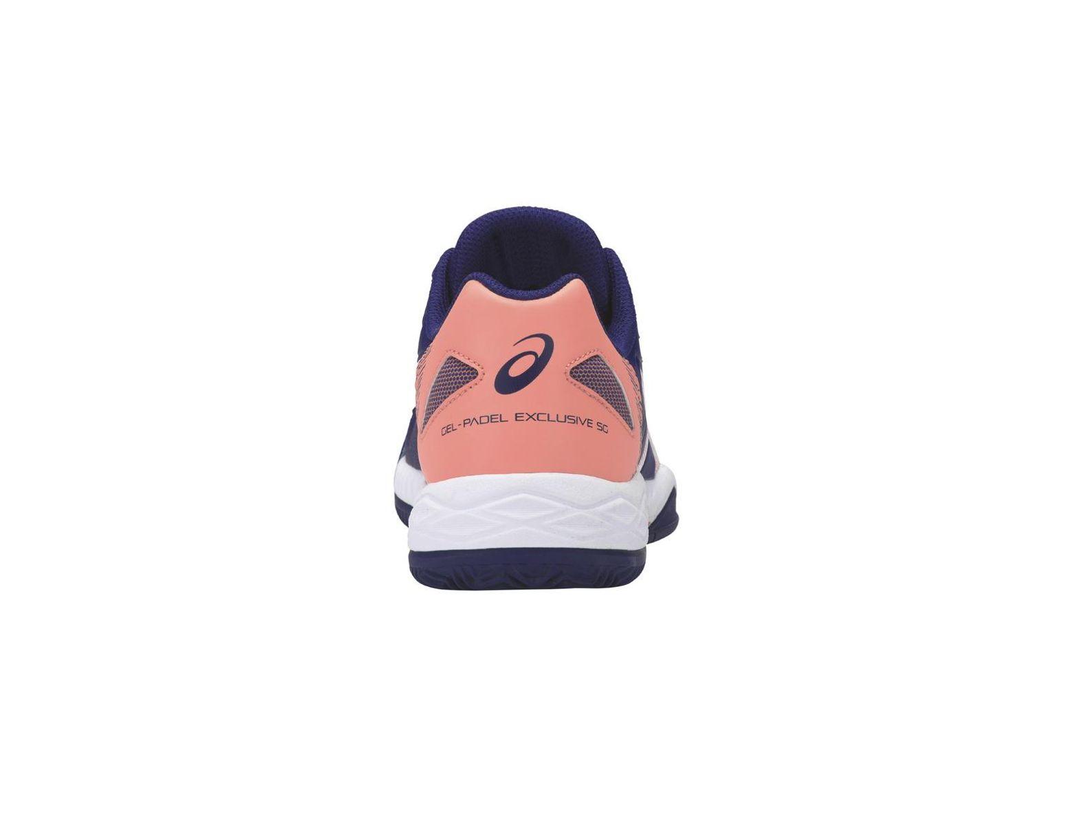 Paddle Blue Women's Padel Gel Sg Tennis Shoes Exclusive 5 QCsrhtdx