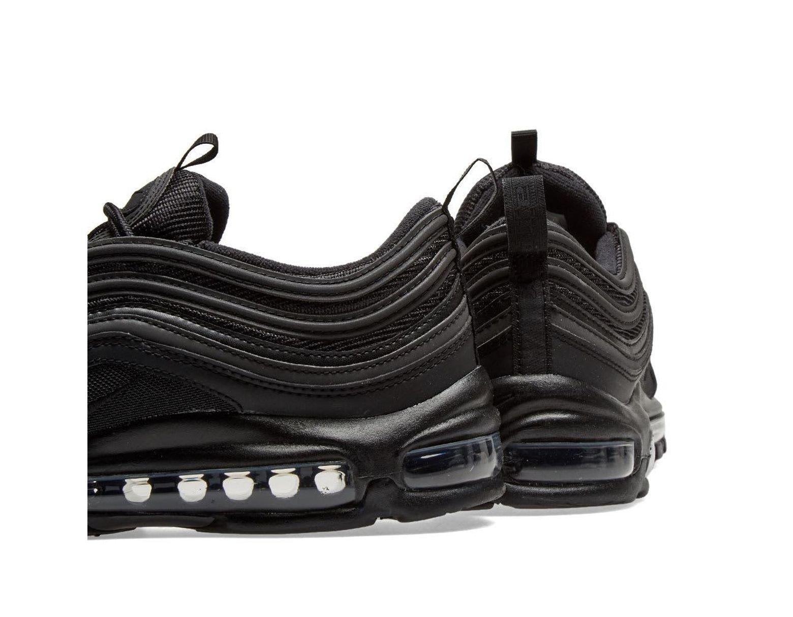 b54ae5990b Nike Air Max 97 We in Black for Men - Lyst