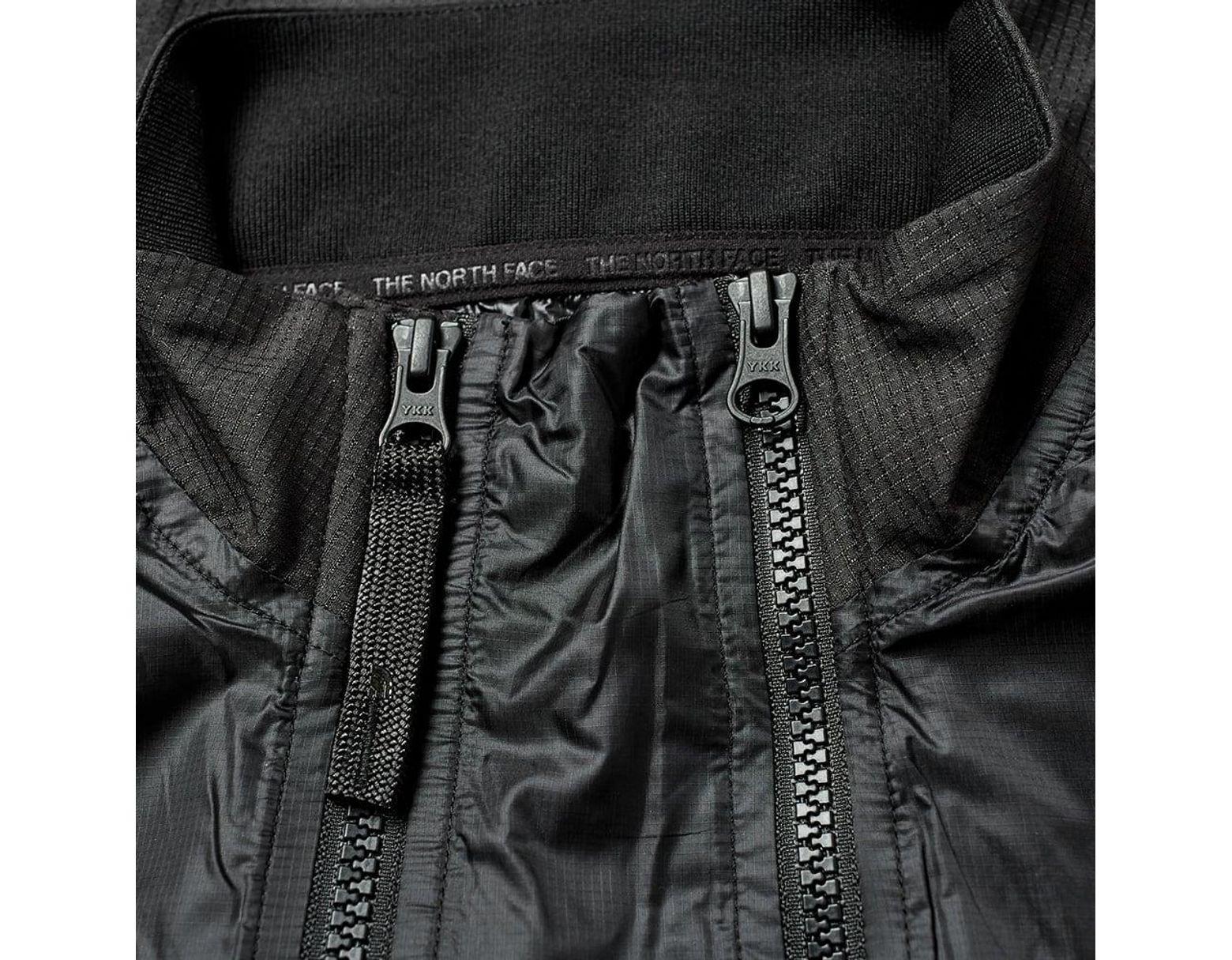 596b7e261 Men's Black Dot Air Track Jacket