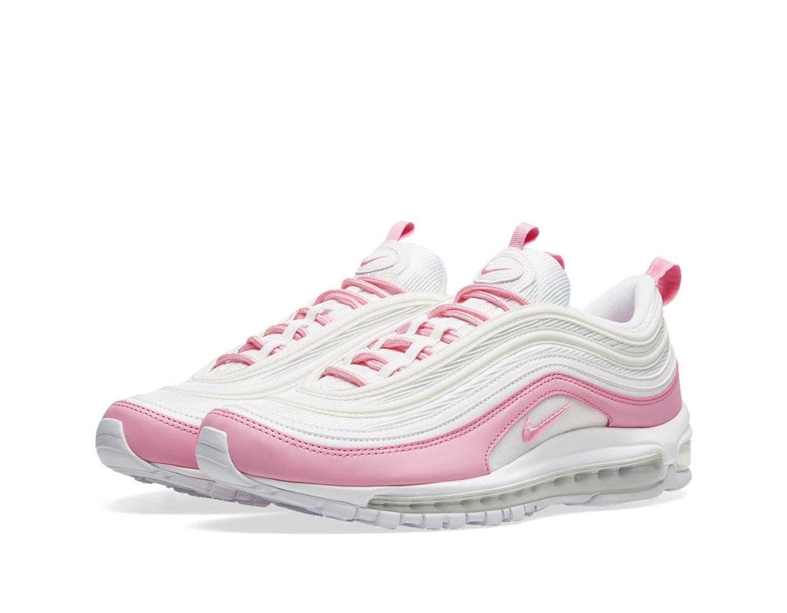 Nike Air Max 97 W shoes pink
