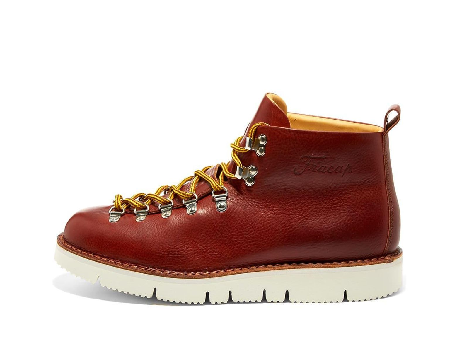672ab88fb4b Fracap M120 Ripple Sole Scarponcino Boot in Brown for Men - Save 48 ...
