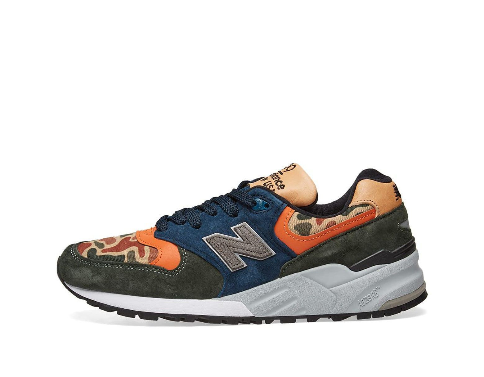 310f1c0cb18dc New Balance M999ni 'duck Camo' - Made In The Usa in Green for Men - Lyst