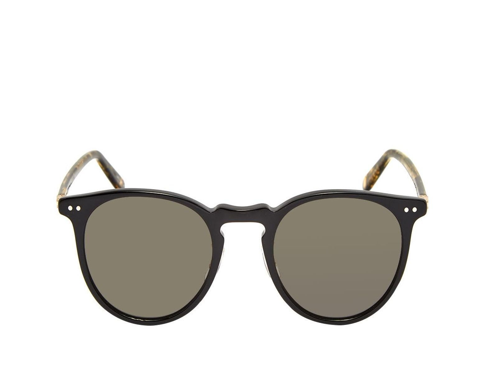 89114cb4 Men's Black Ocean Sunglasses