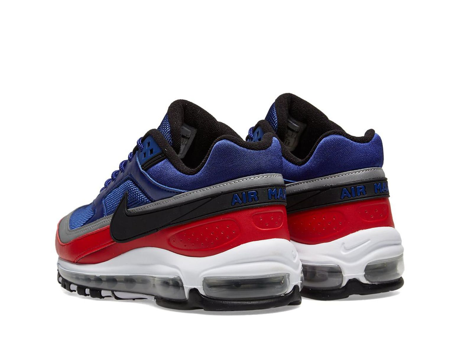 Men's Blue Air Max 97 Bw
