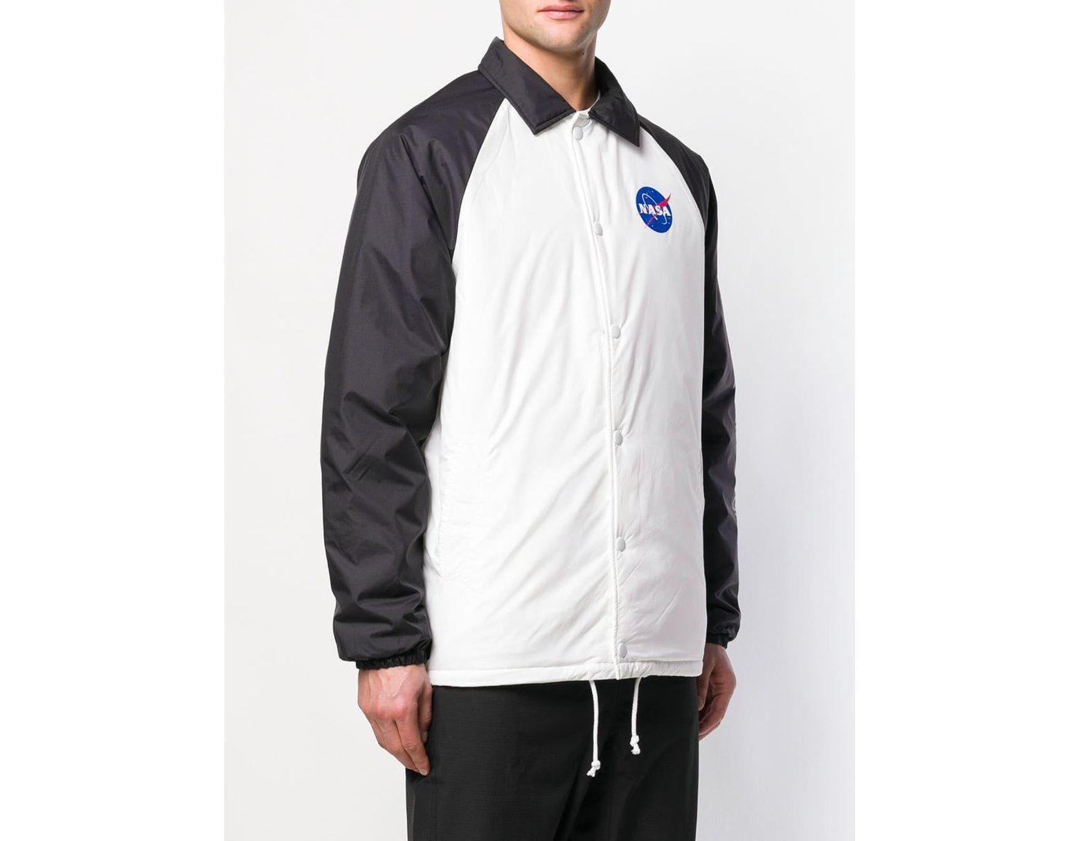 96fccdddbf Men's White X Nasa Space Torrey Padded Jacket