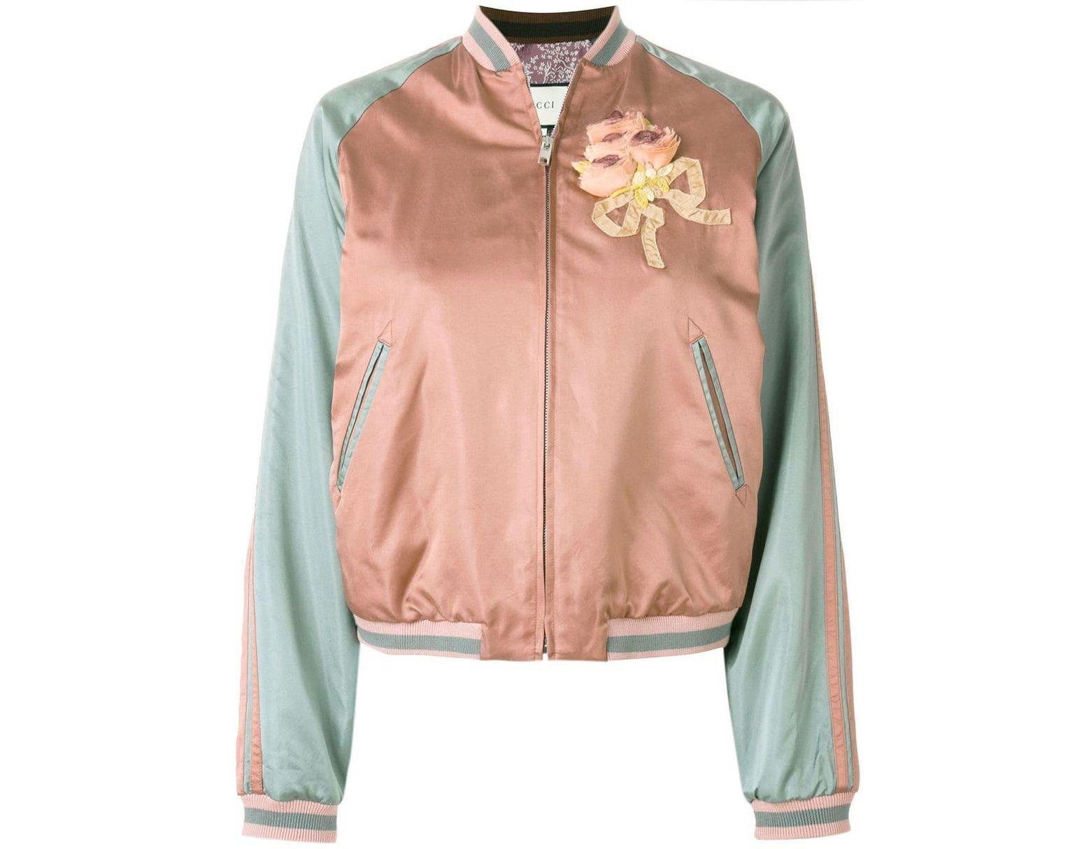 f879c94d2 Women's Pink Sequin Embellished Bomber Jacket