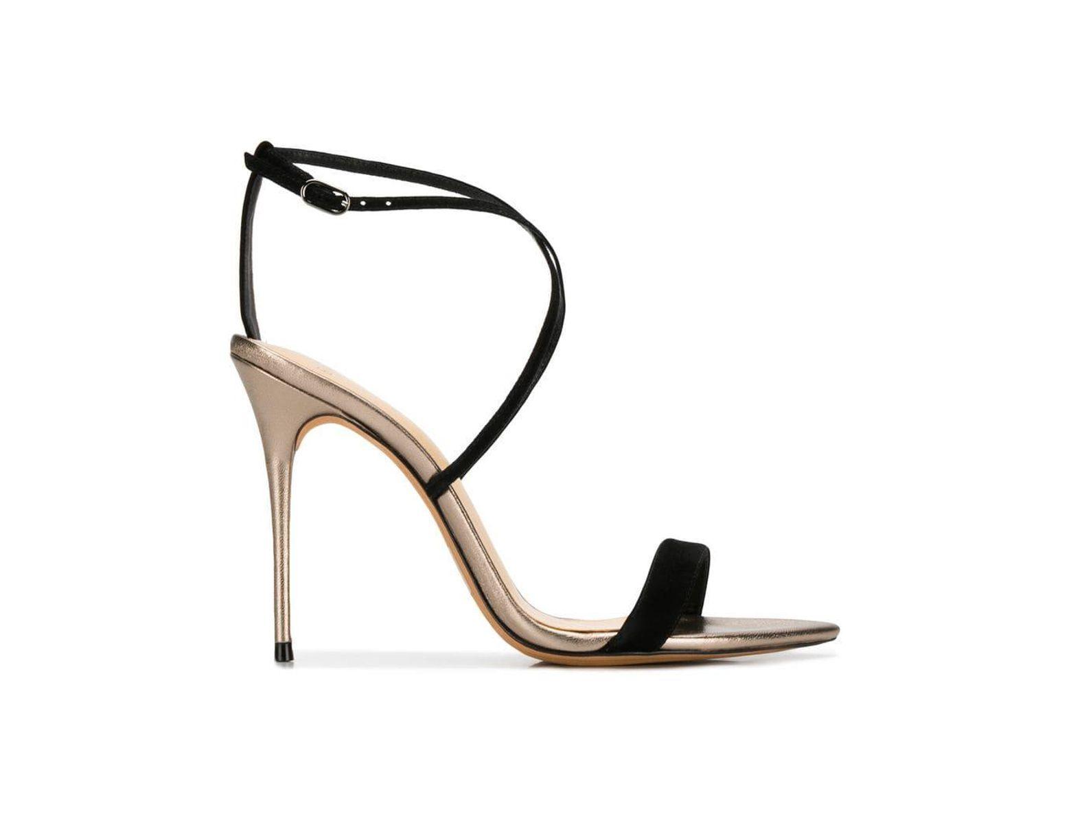 b54850db85 Alexandre Birman Smart Cocktail 100 Sandals in Black - Save 40% - Lyst