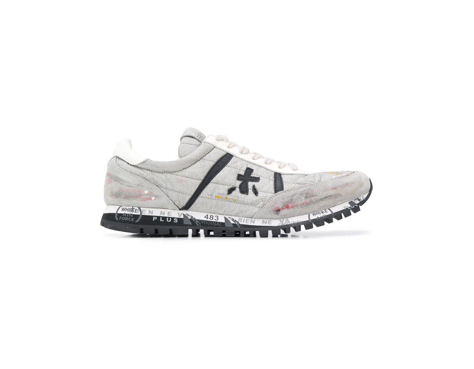 migliori scarpe da ginnastica come scegliere comprare bene Men's Gray Sean Sneakers