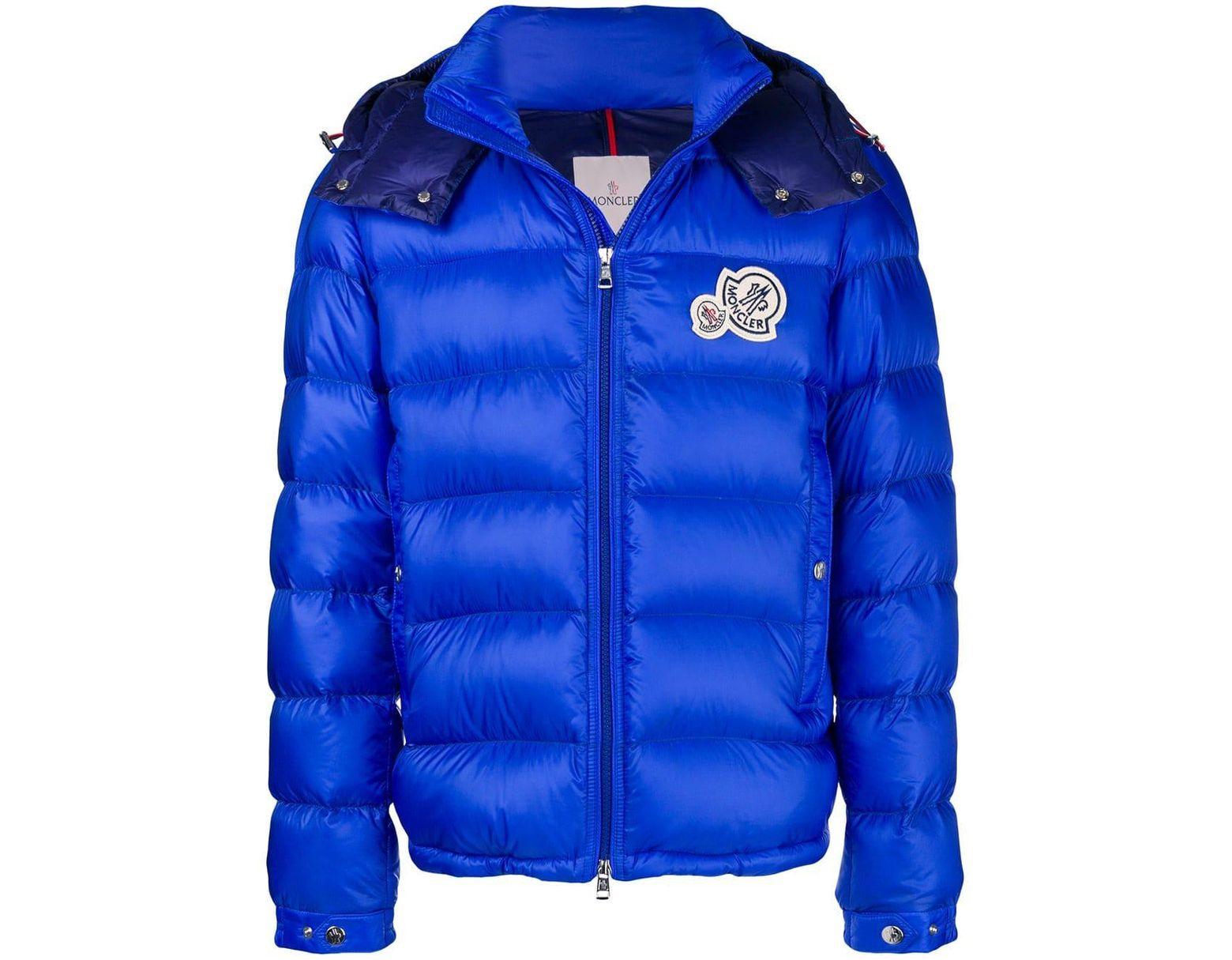 6b2670ba2 Men's Blue Bramant Down Jacket