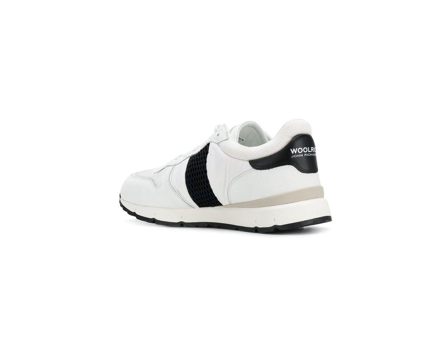 Mit In Weiß Kontraststreifen Herren Sneakers 6gmIY7fyvb