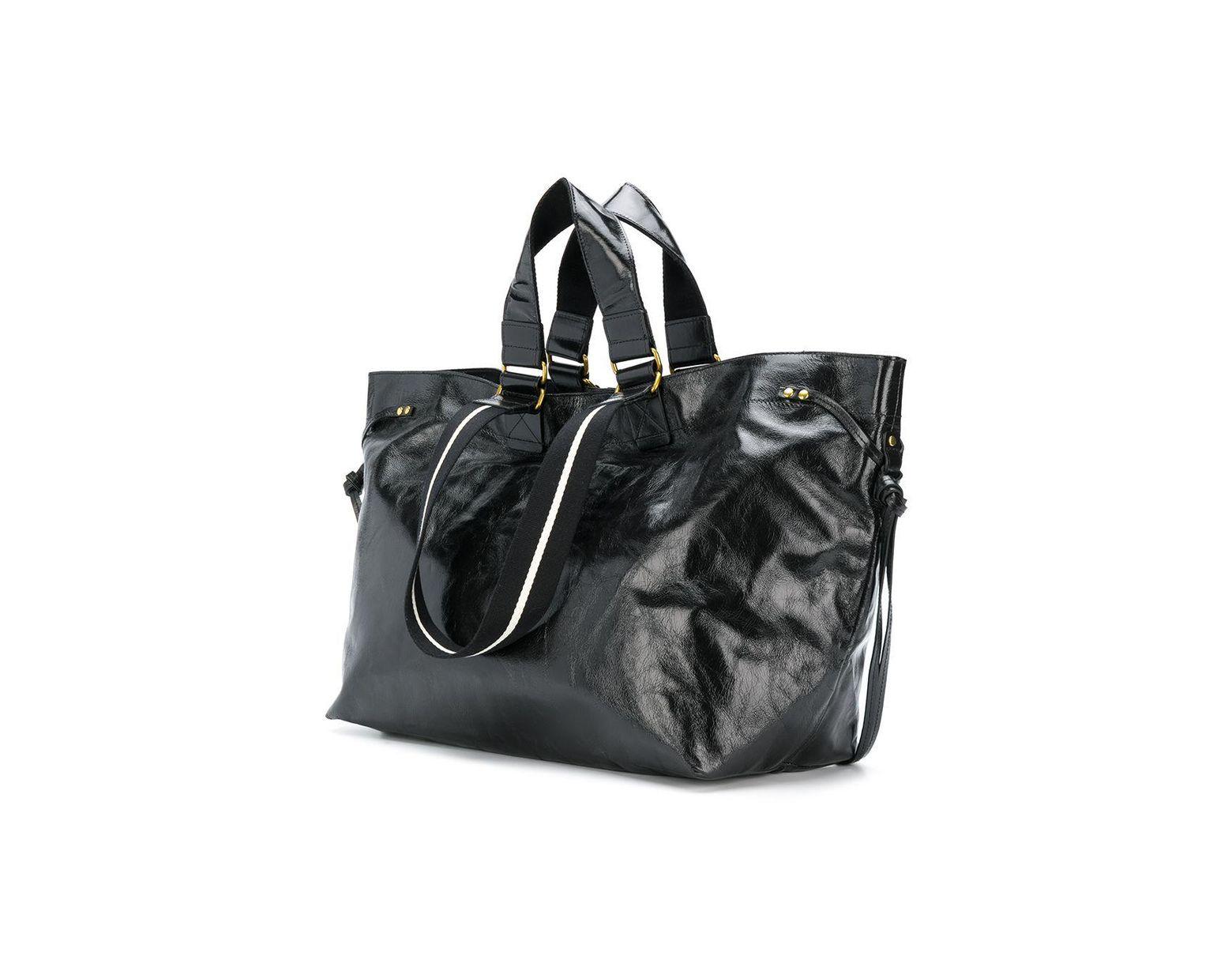 7624d2ed5 Isabel Marant Big Tote Bag in Black - Save 36% - Lyst