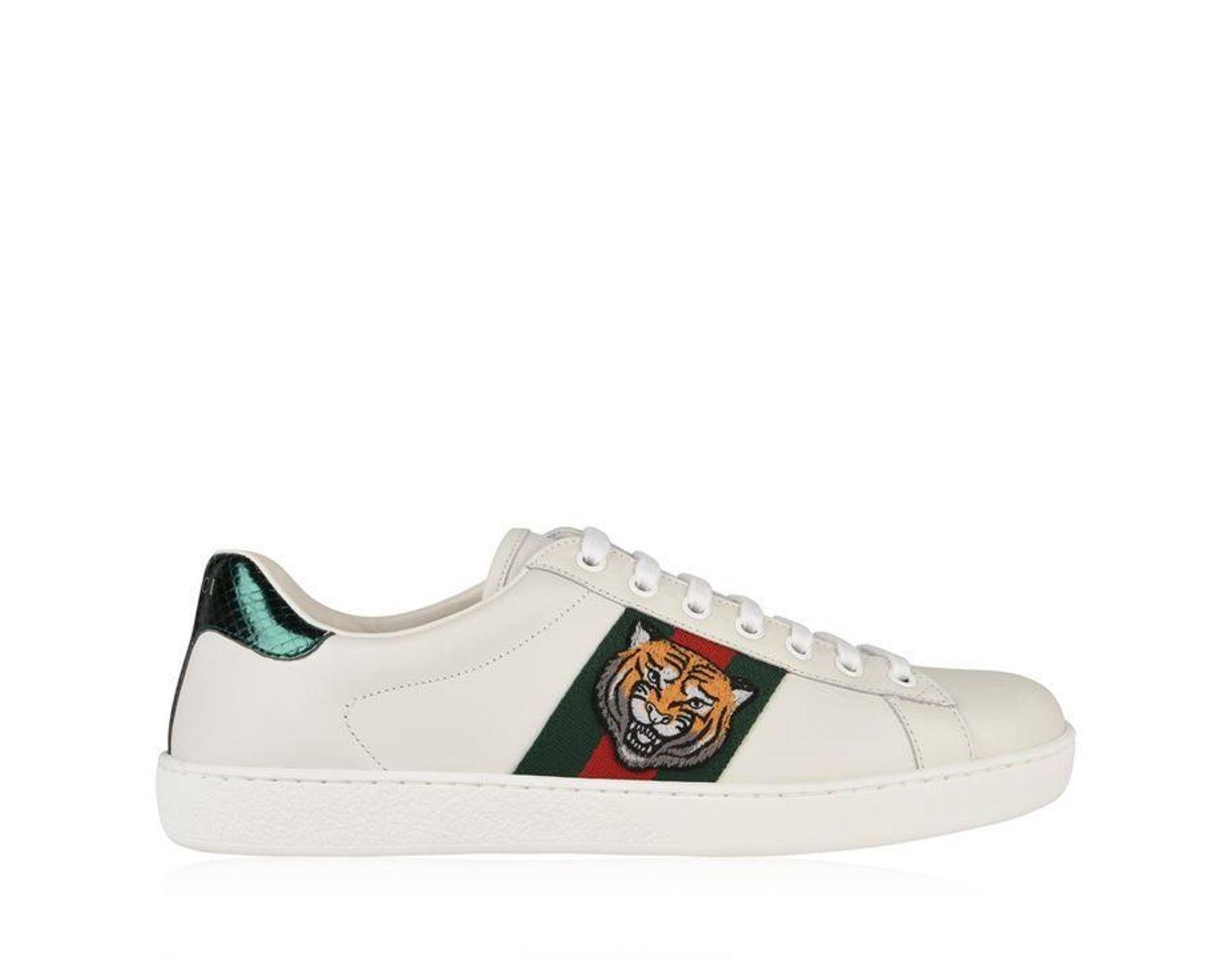 91d63772 Men's Ace Tiger Web Sneakers