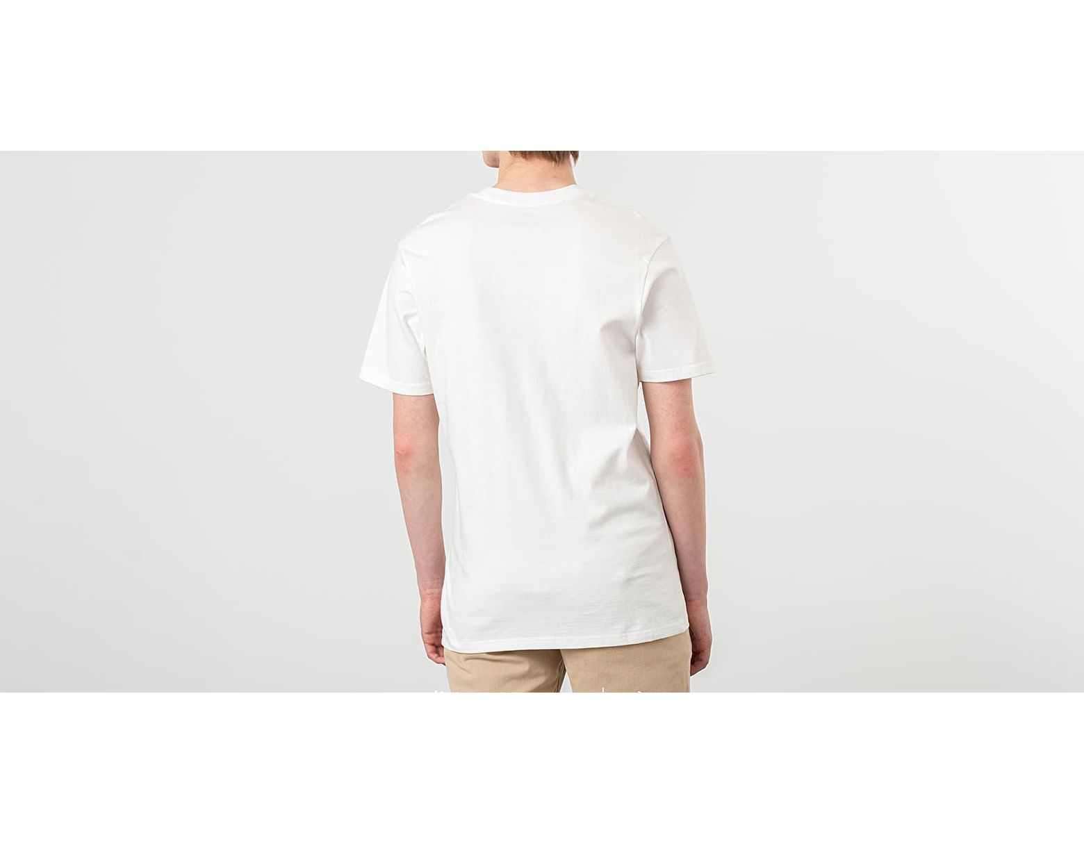 2756b810acd Vans White Ralph Steadman Edition Off The Wall T-shirt in White for Men -  Save 34% - Lyst