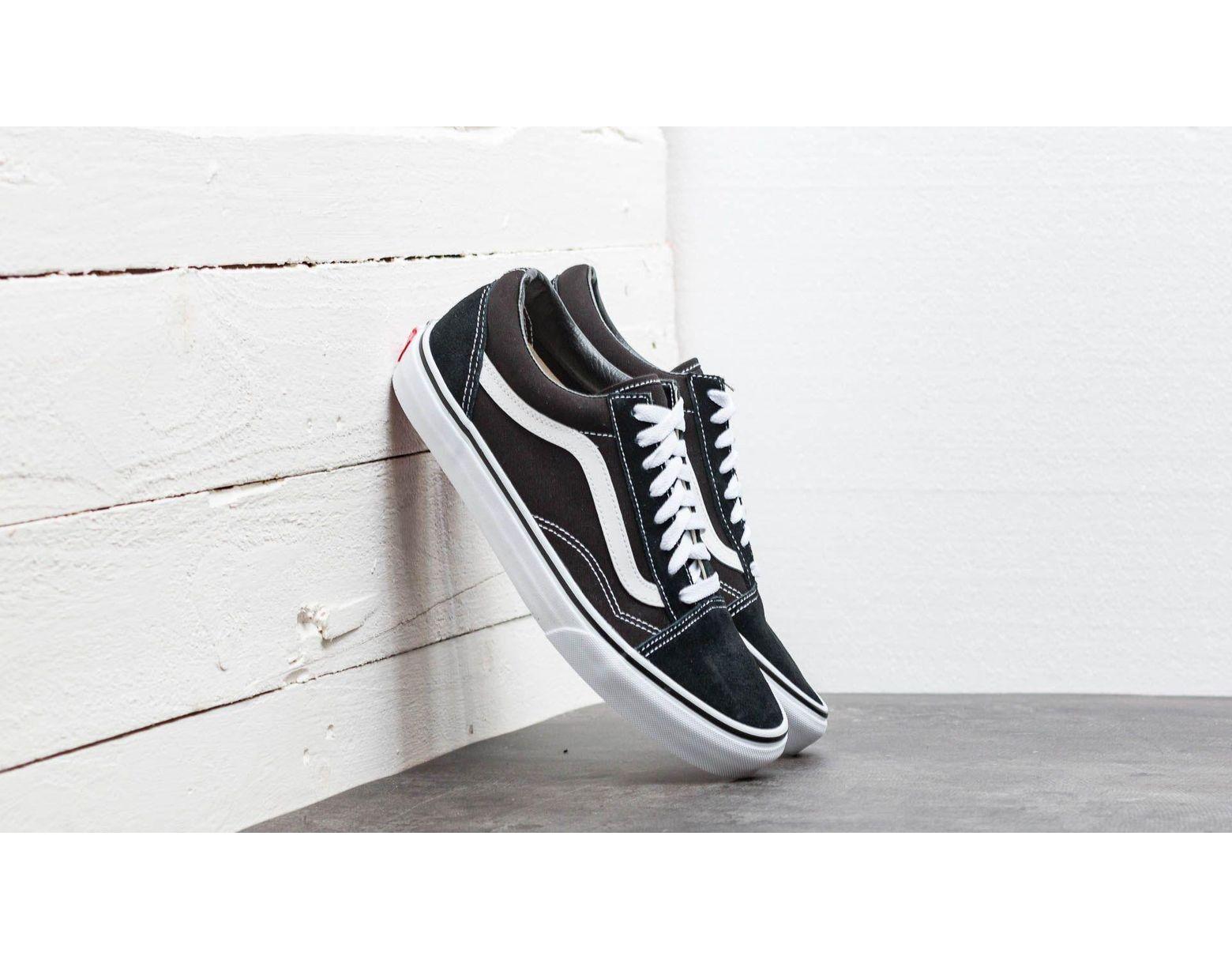 64ffed73f9b Lyst - Vans Old Skool Black in Black - Save 11%