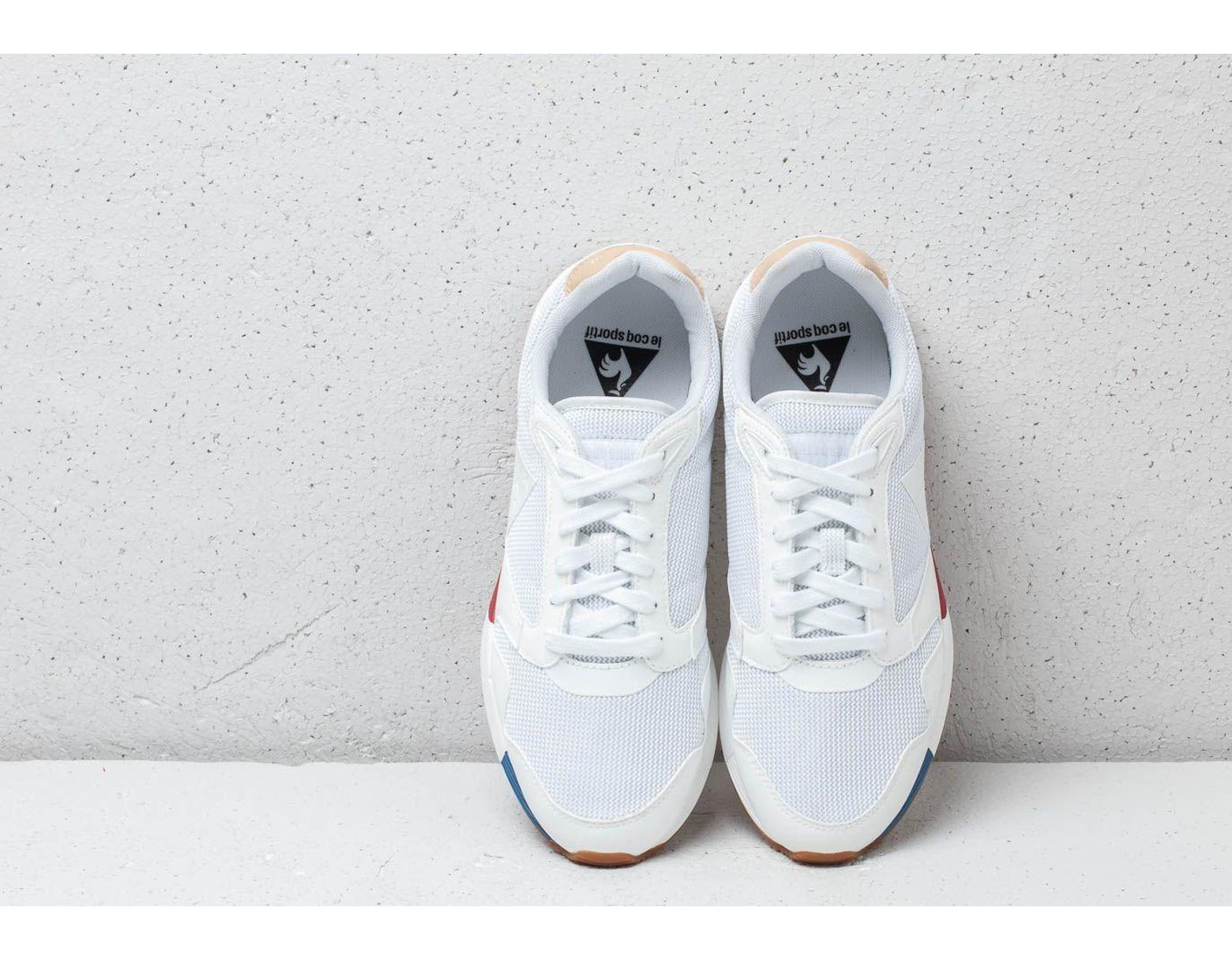 bfef033c Le Coq Sportif Omega X Sport Optical White in White for Men - Save 29% -  Lyst