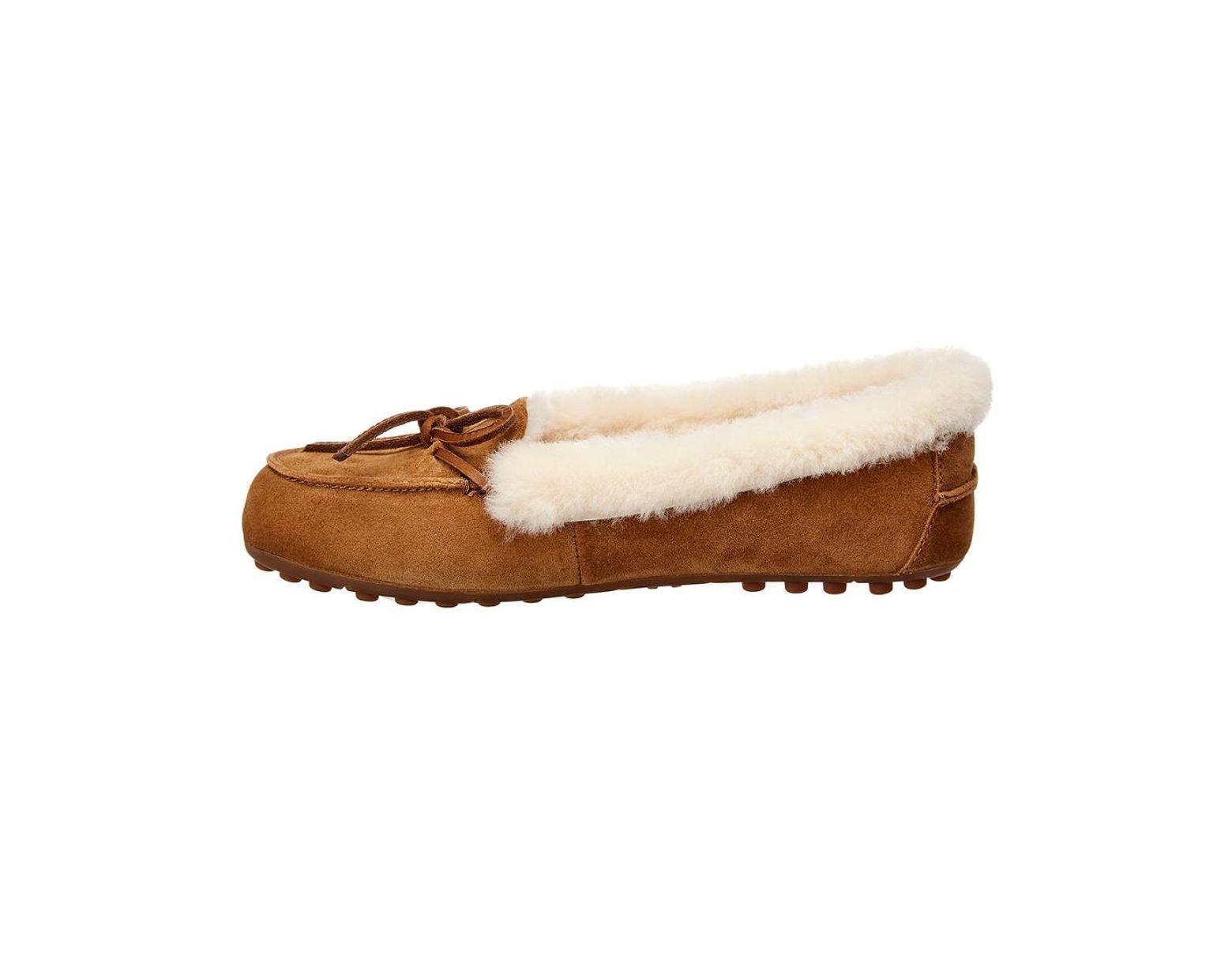43dab92af56 Brown Women's Solana Suede Loafer Slipper