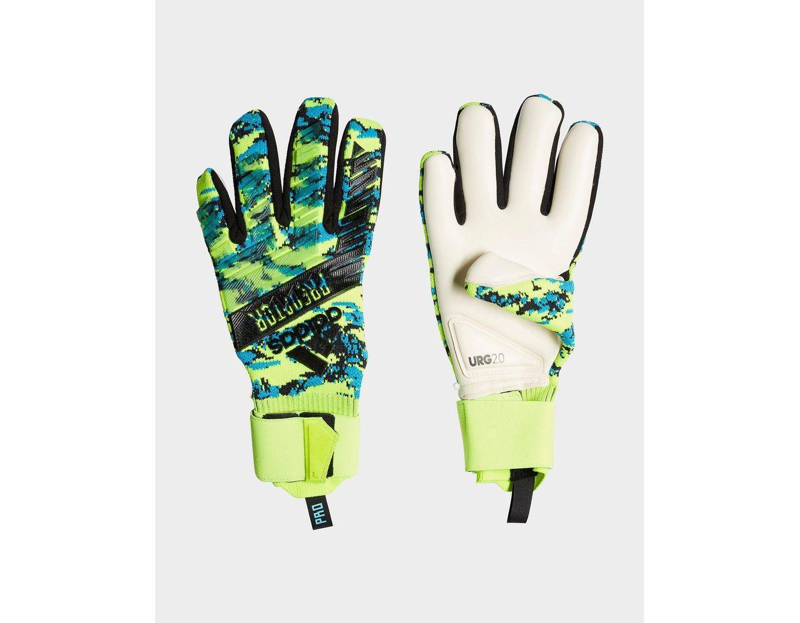 adidas Originals Climalite Gloves in Black for Men Lyst