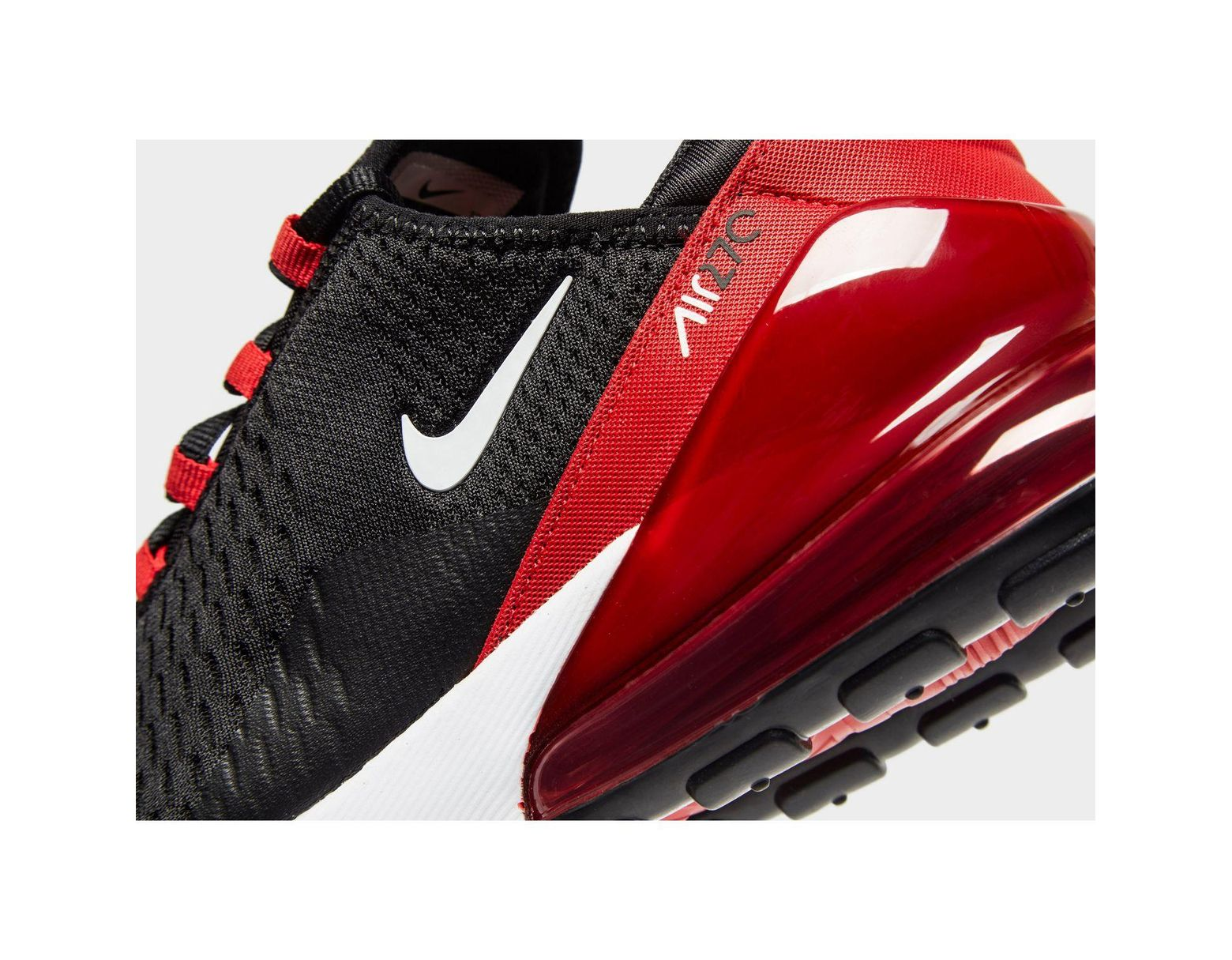 best cheap eecfb 1a49e Lyst - Nike Air Max 270 in Red for Men