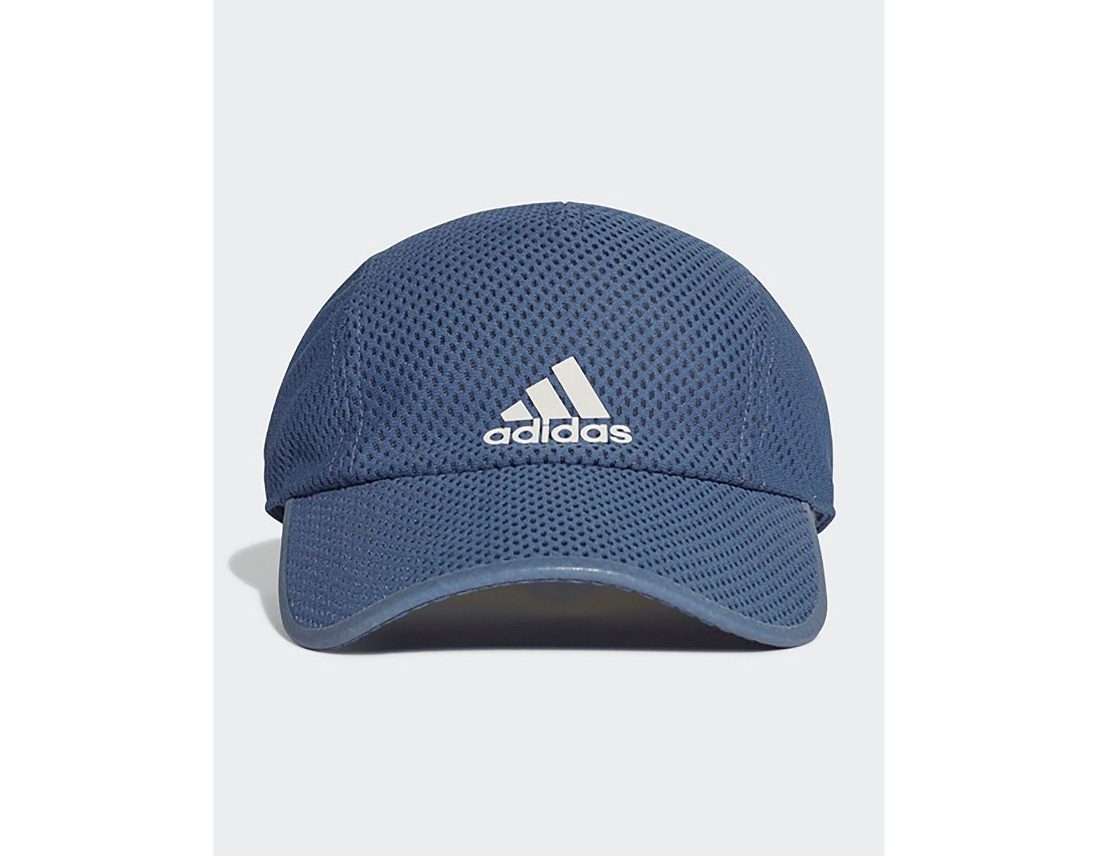 Women's Blue Climacool Running Cap