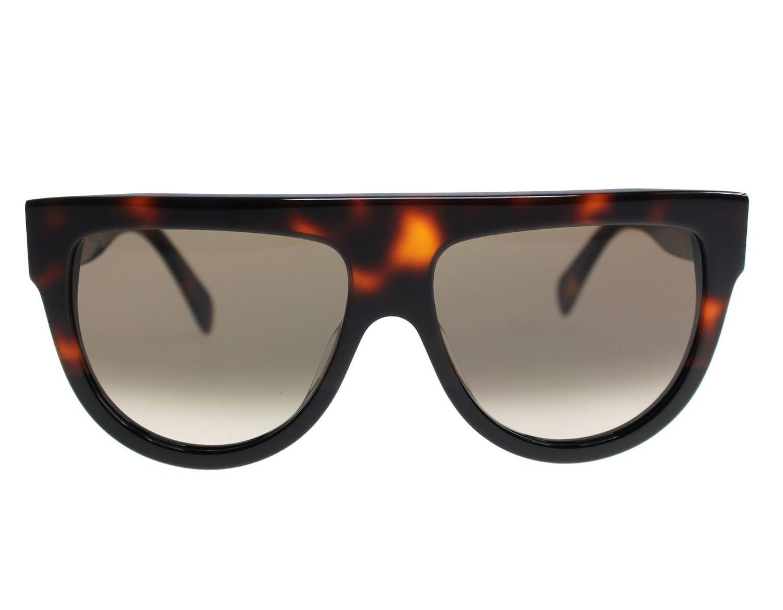 38d655bb22 Lyst - Céline Havana 41026s Aviator Sunglasses - Save 50%