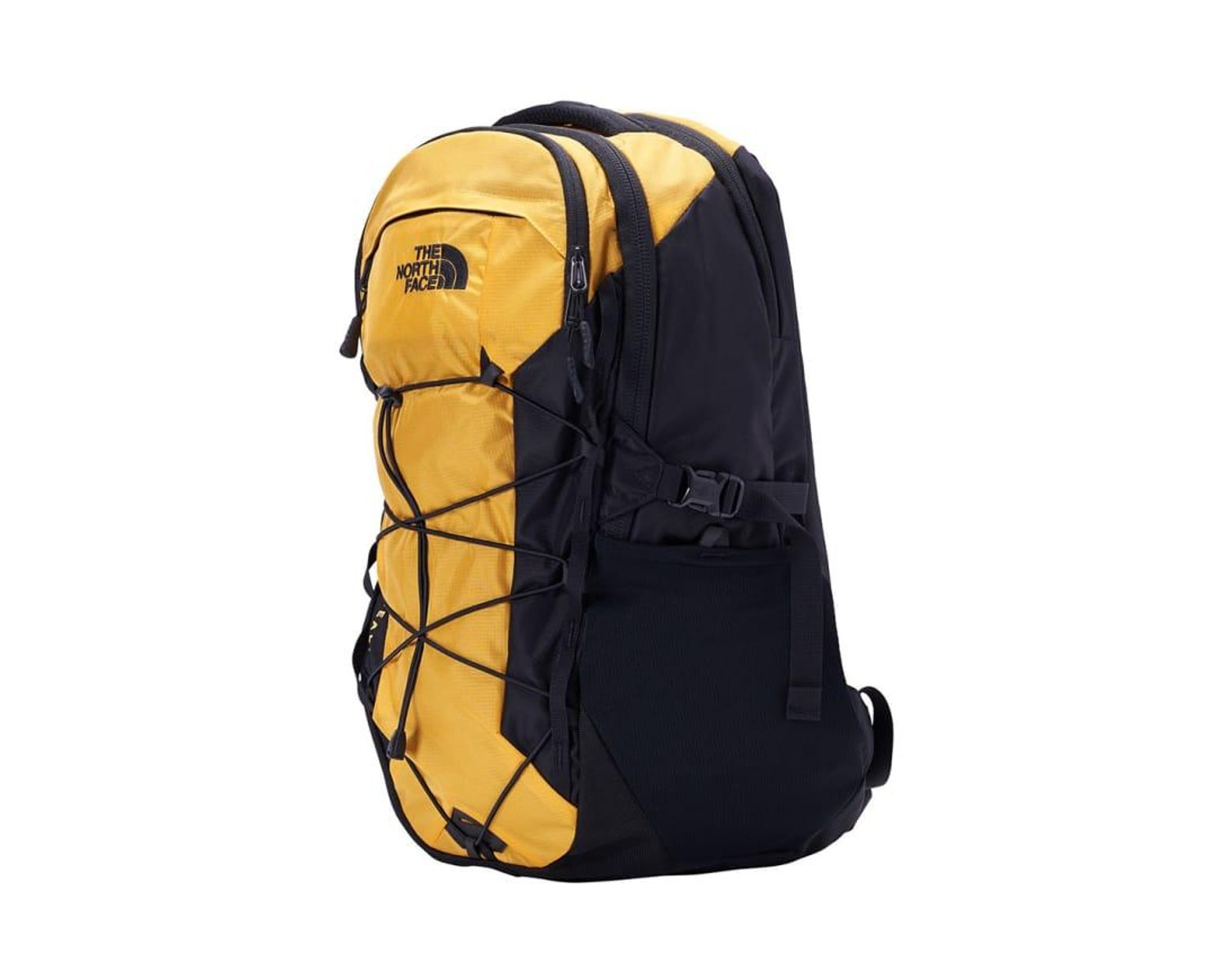6f622884024 The North Face Borealis Backpack in Yellow for Men - Save 37% - Lyst