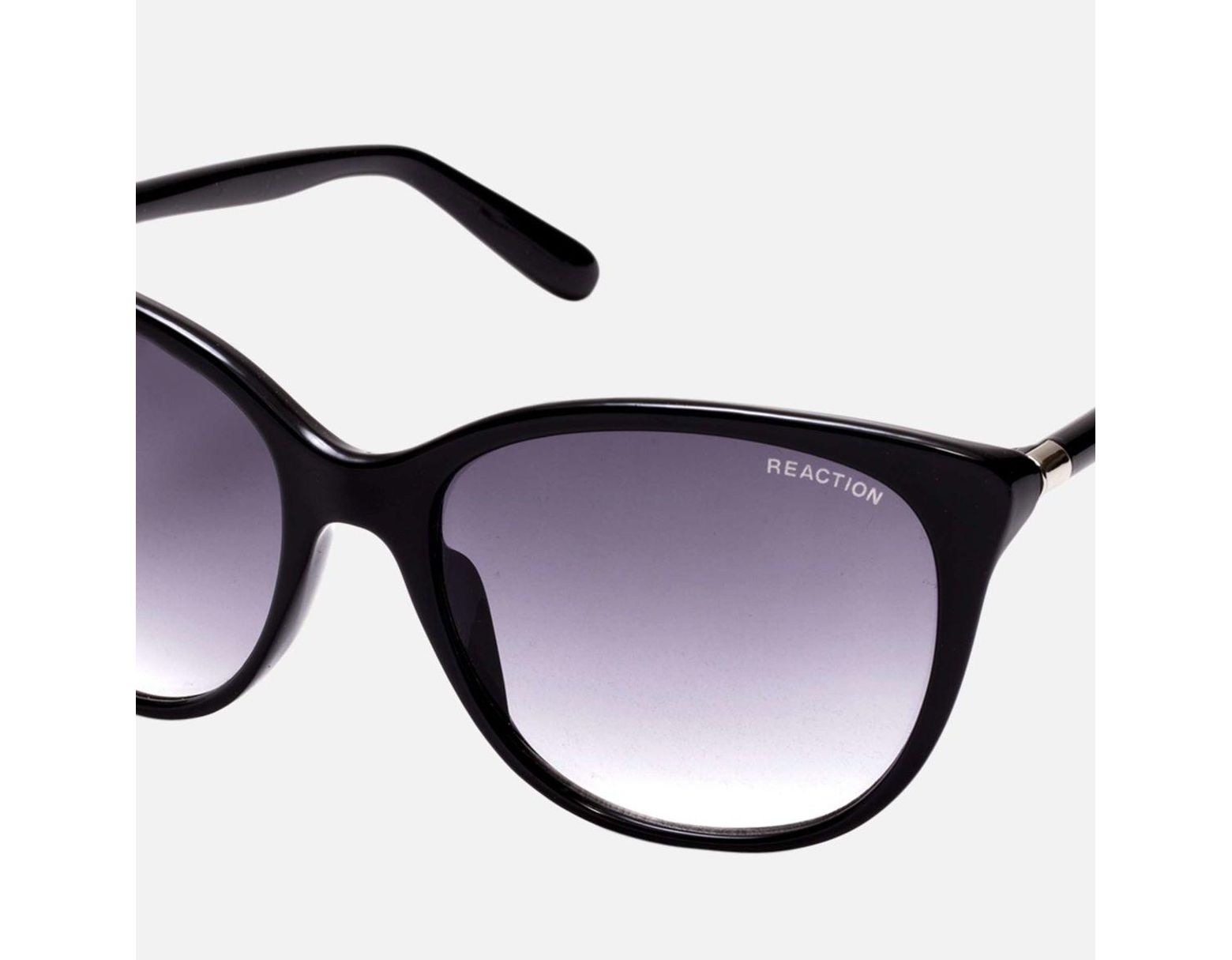 9e75eec20867 Lyst - Kenneth Cole Women's Squared Cat Eye Sunglasses