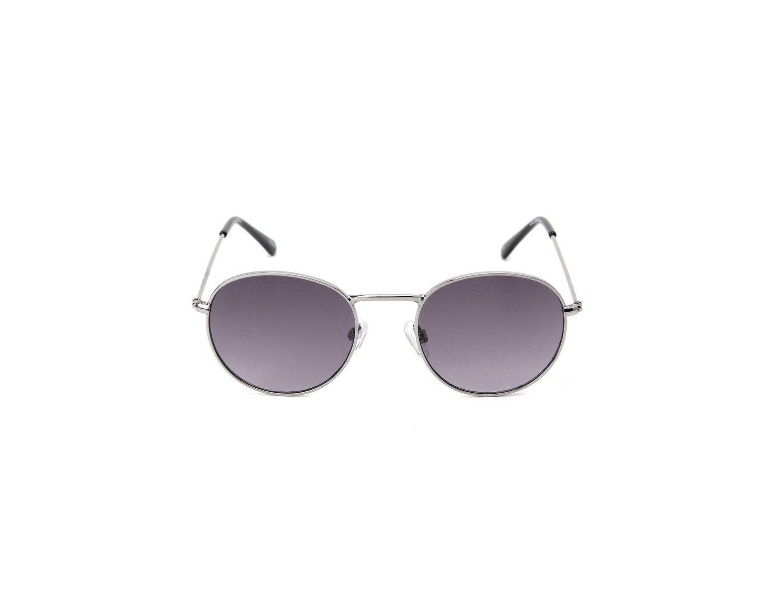 4325e7e15 Lucky Brand Colton Wire Sunglasses in Metallic for Men - Lyst